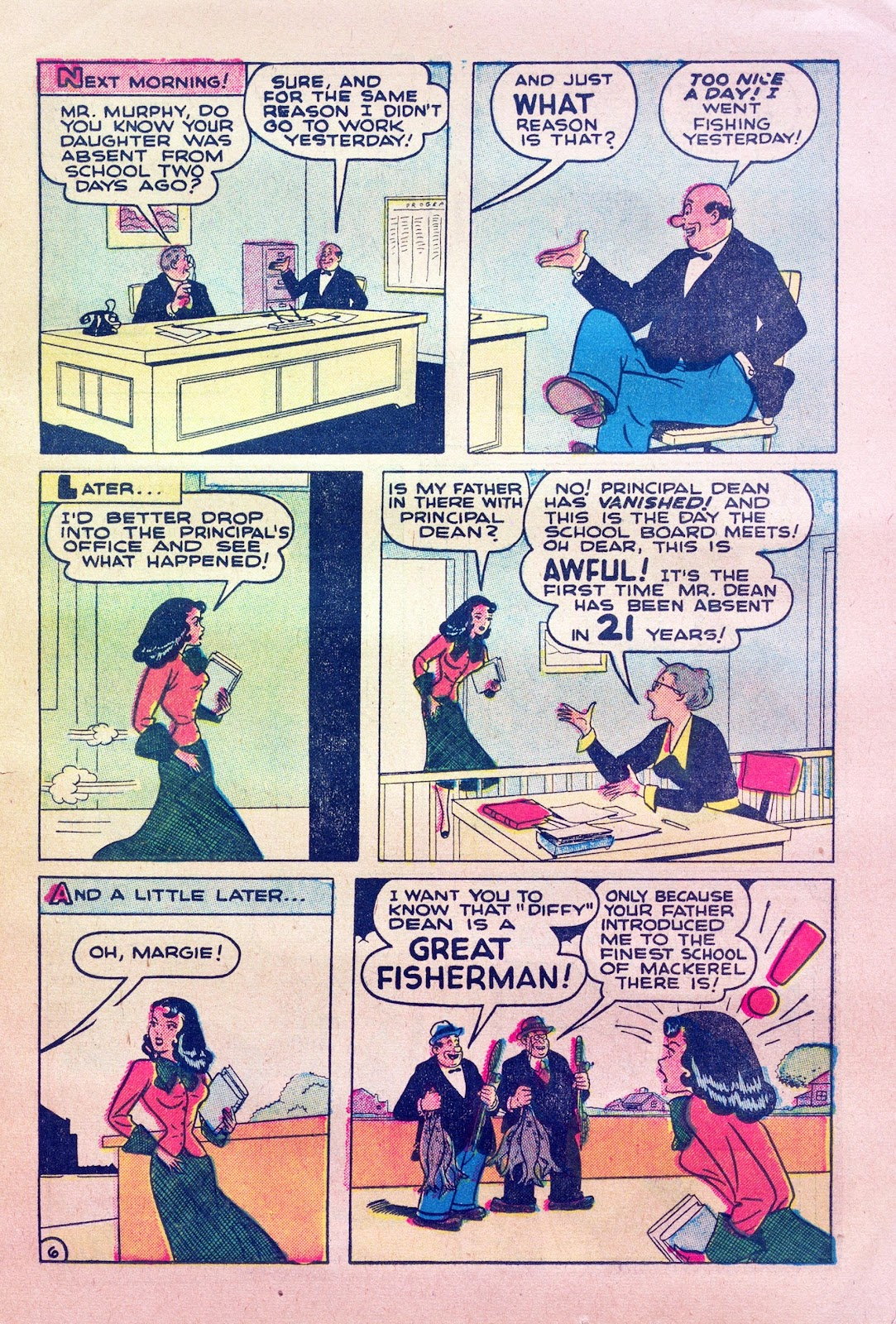 Read online Joker Comics comic -  Issue #41 - 37