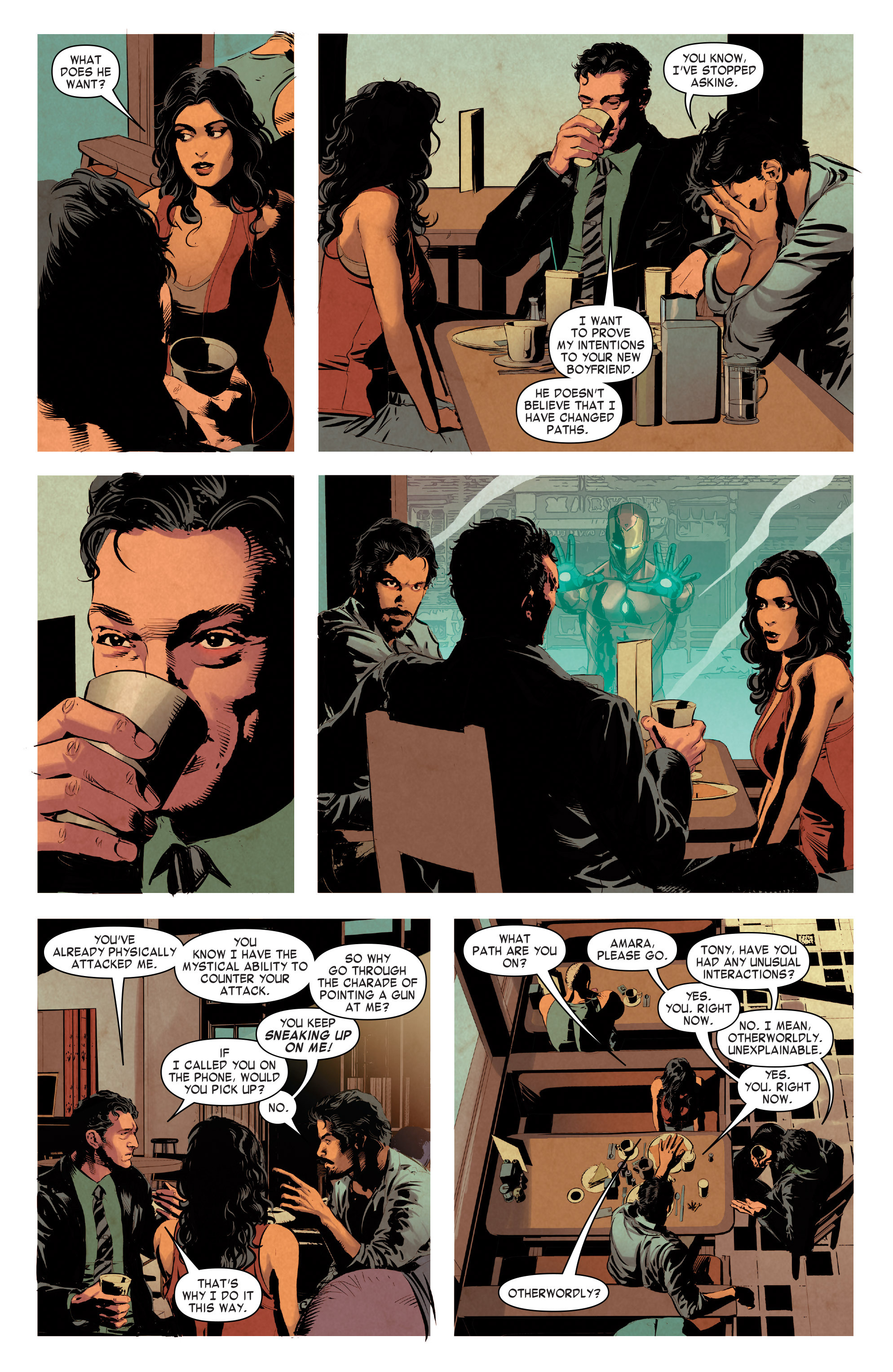 Read online True Believers: Invincible Iron Man-The War Machines comic -  Issue # Full - 17