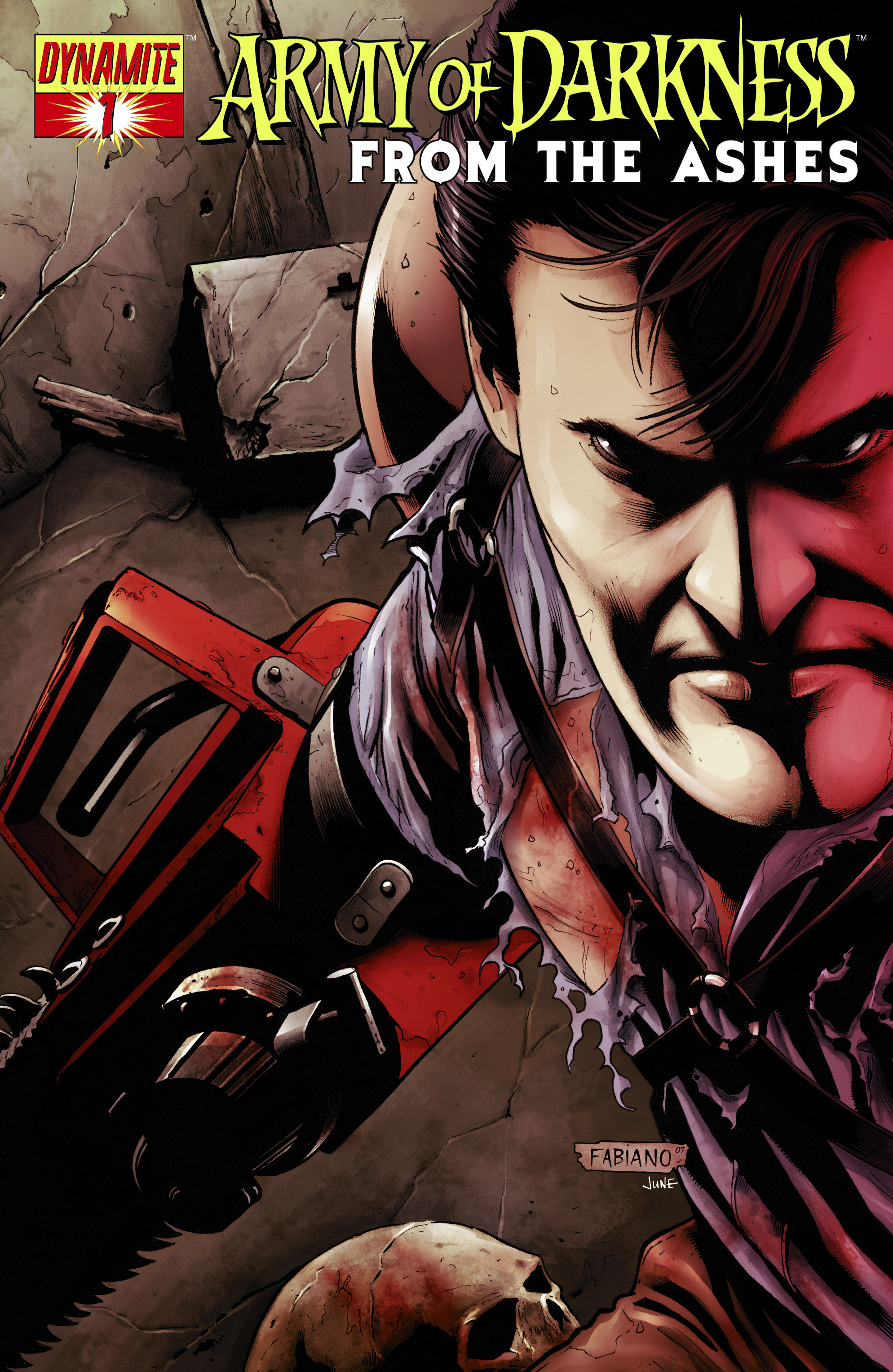 Read online Army of Darkness: From the Ashes comic -  Issue #Army of Darkness: From the Ashes TPB - 6