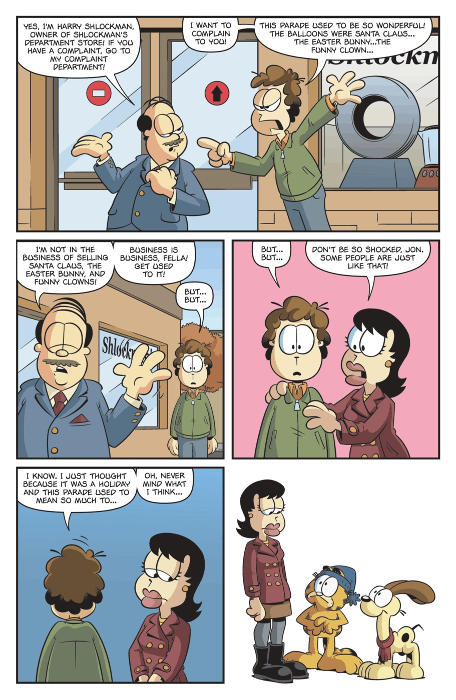Comic Garfield Issue 19