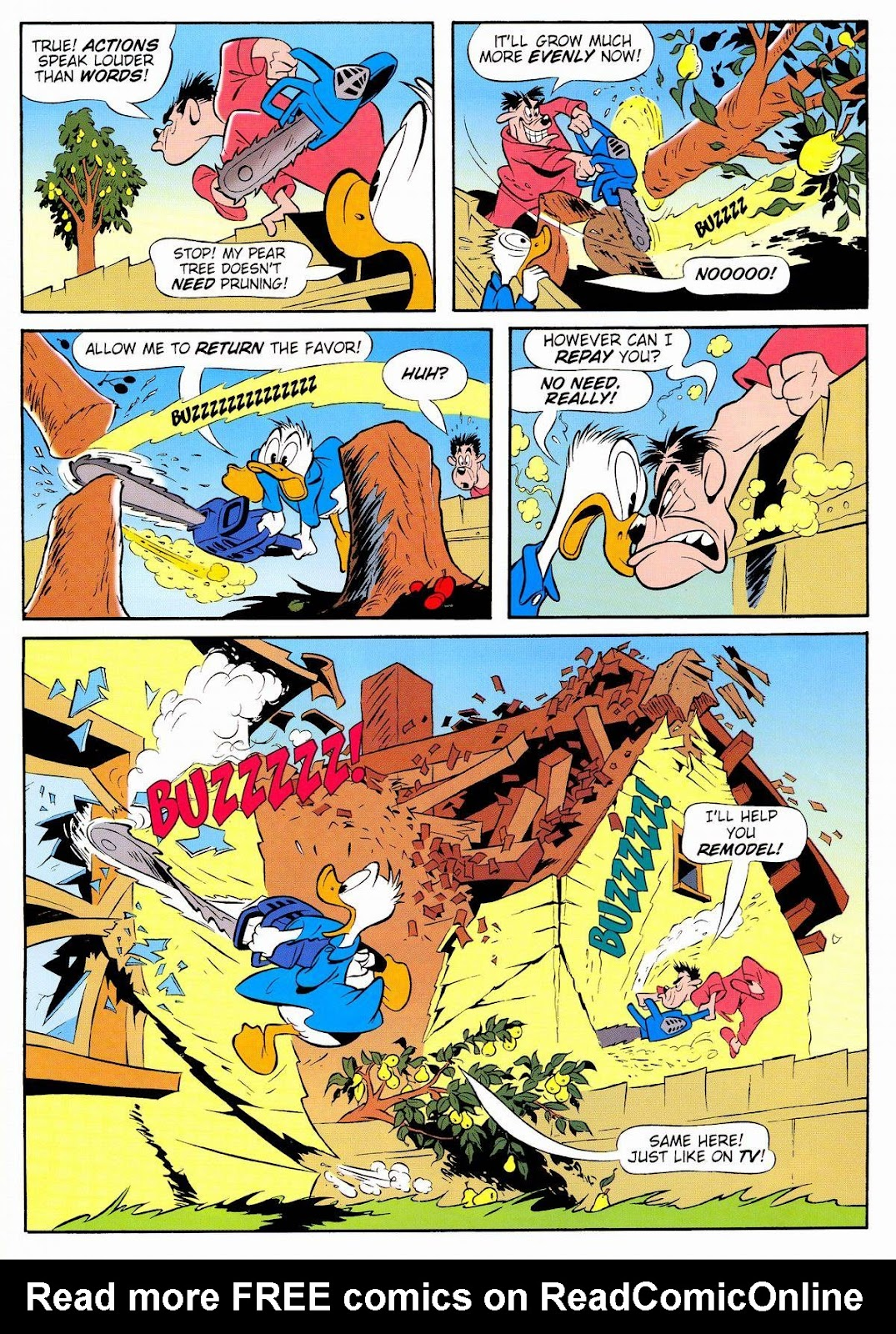 Walt Disney's Comics and Stories issue 640 - Page 65