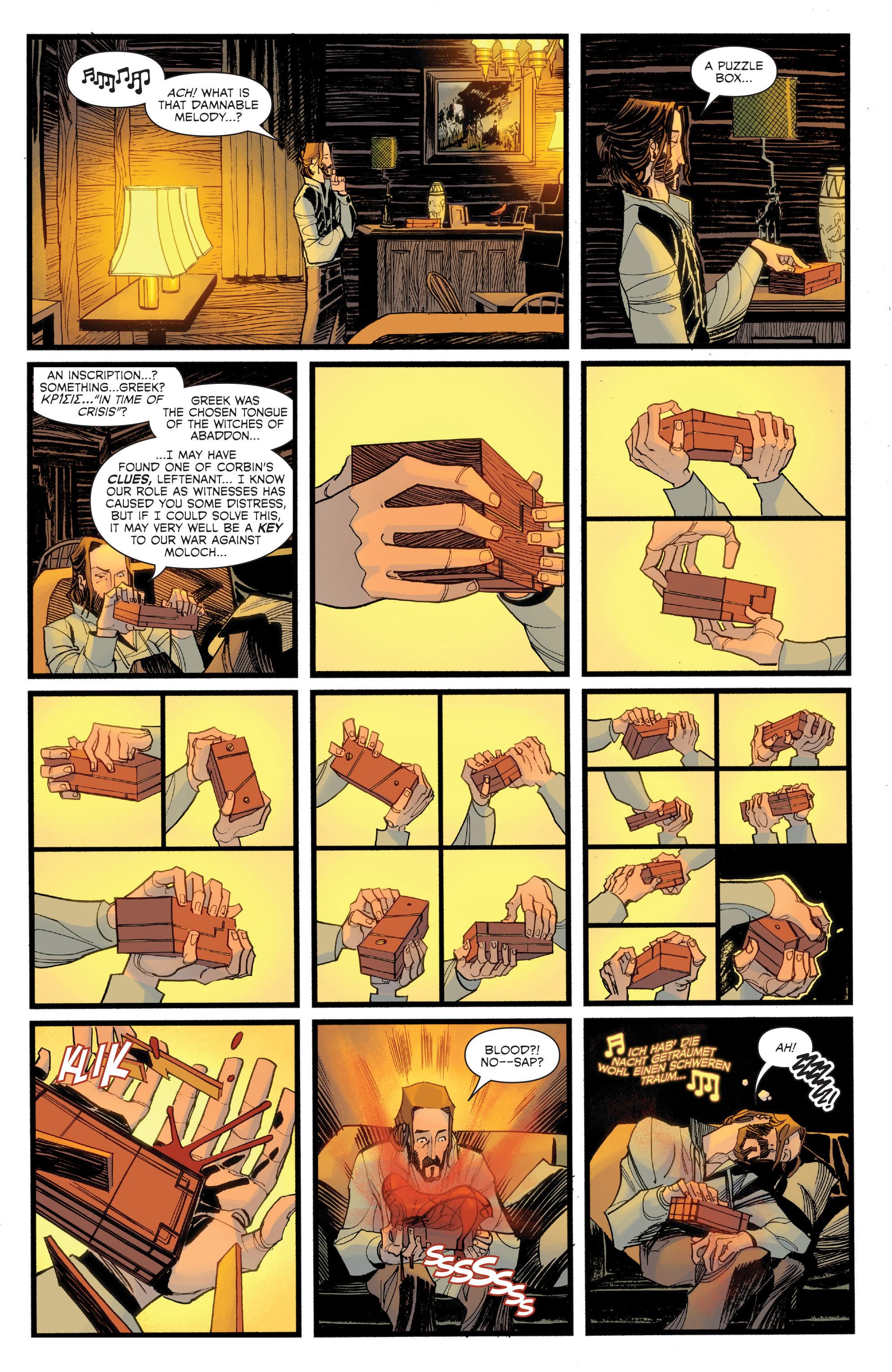 Read online Sleepy Hollow (2014) comic -  Issue #2 - 6