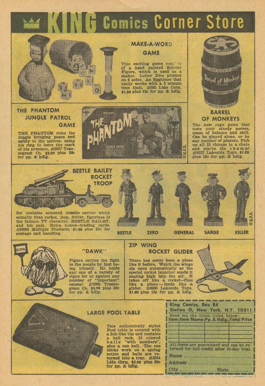 Flash Gordon (1966) issue 2 - Page 18