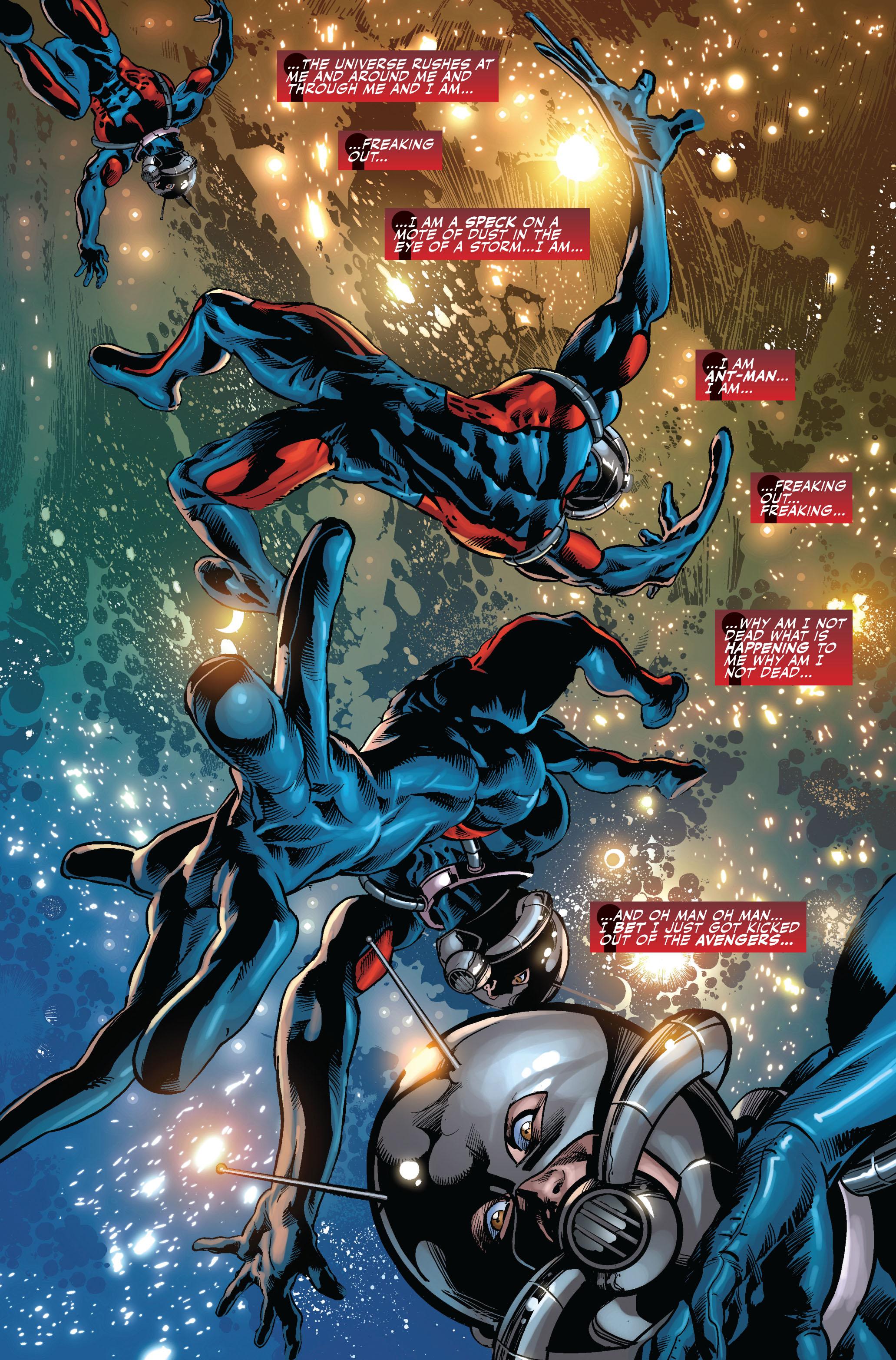 Read online Secret Avengers (2010) comic -  Issue #3 - 6