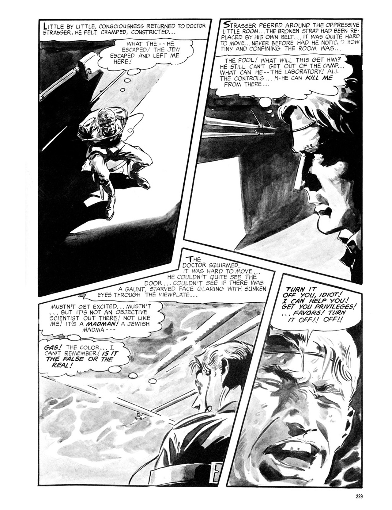Read online Eerie Archives comic -  Issue # TPB 2 - 230
