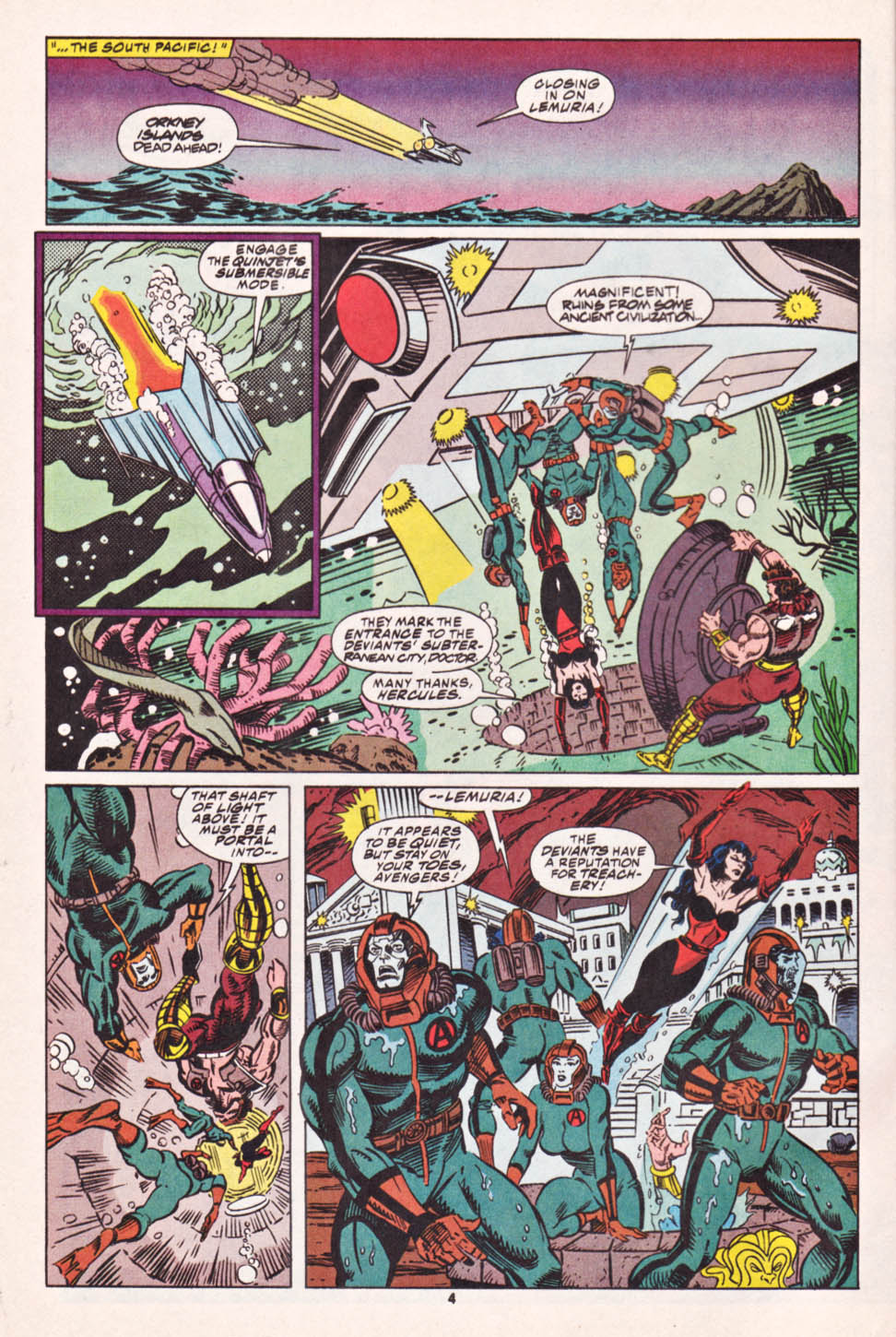 The Avengers (1963) 370 Page 3