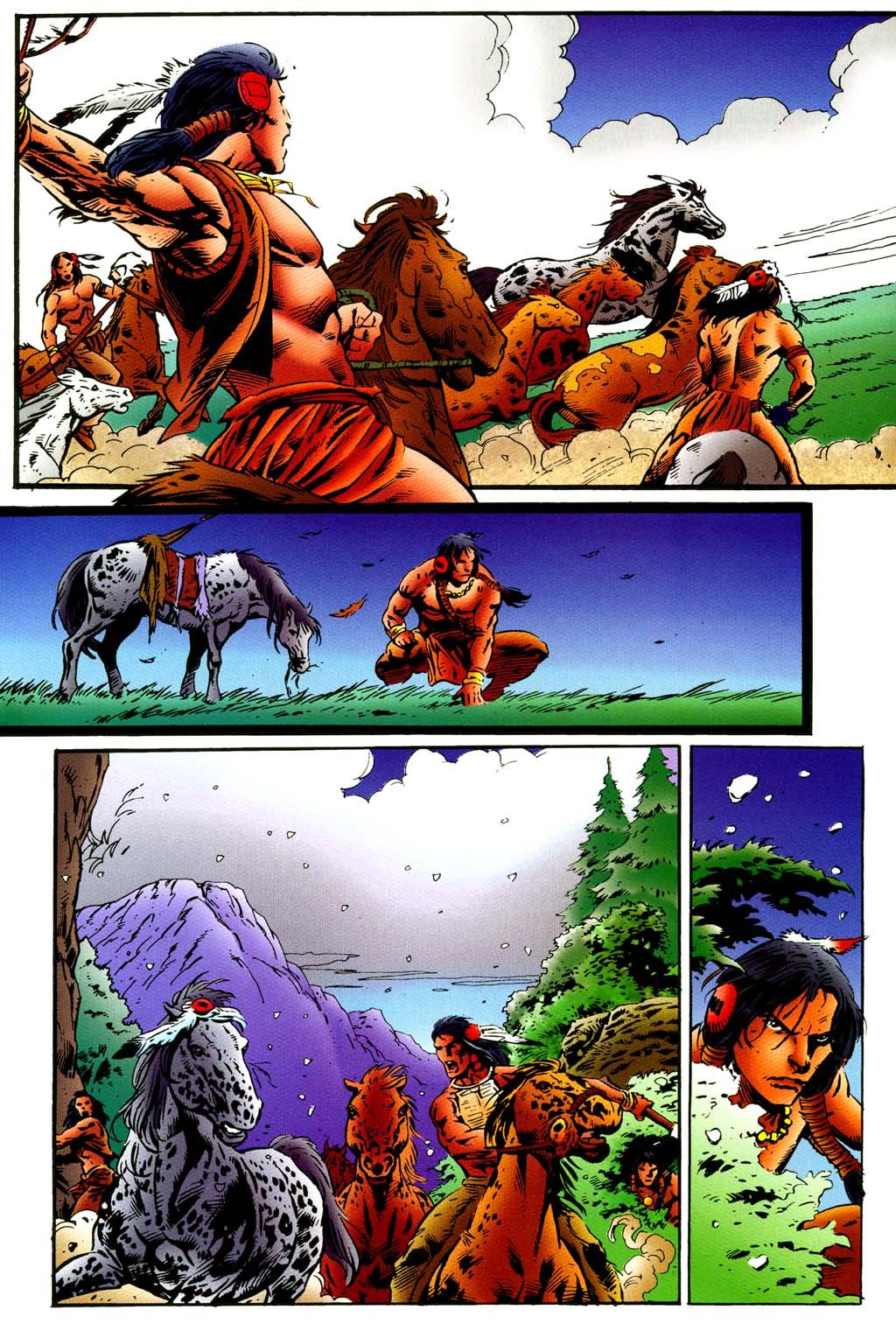 Read online Turok, Dinosaur Hunter (1993) comic -  Issue #44 - 7