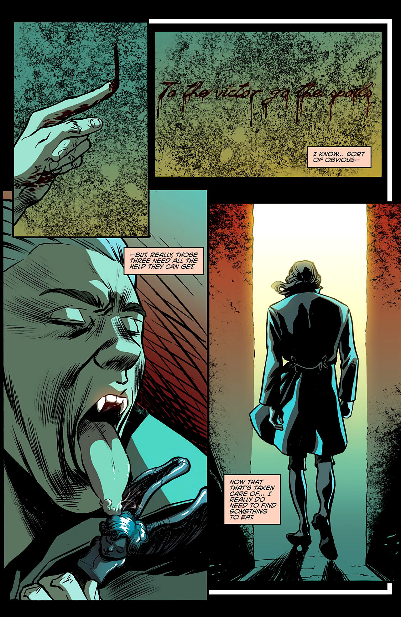 Read online True Blood: French Quarter comic -  Issue #4 - 9