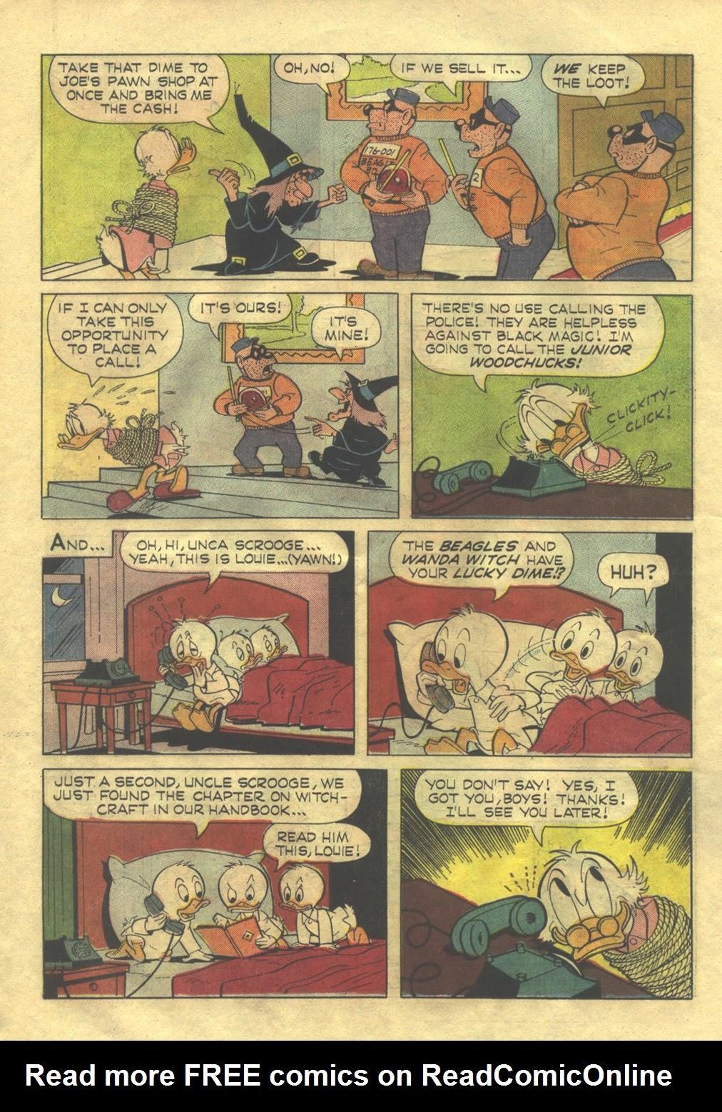 Walt Disney THE BEAGLE BOYS issue 2 - Page 14