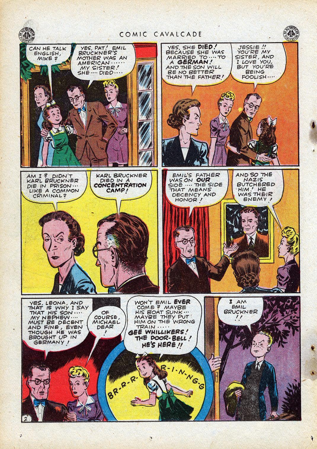 Comic Cavalcade issue 10 - Page 21