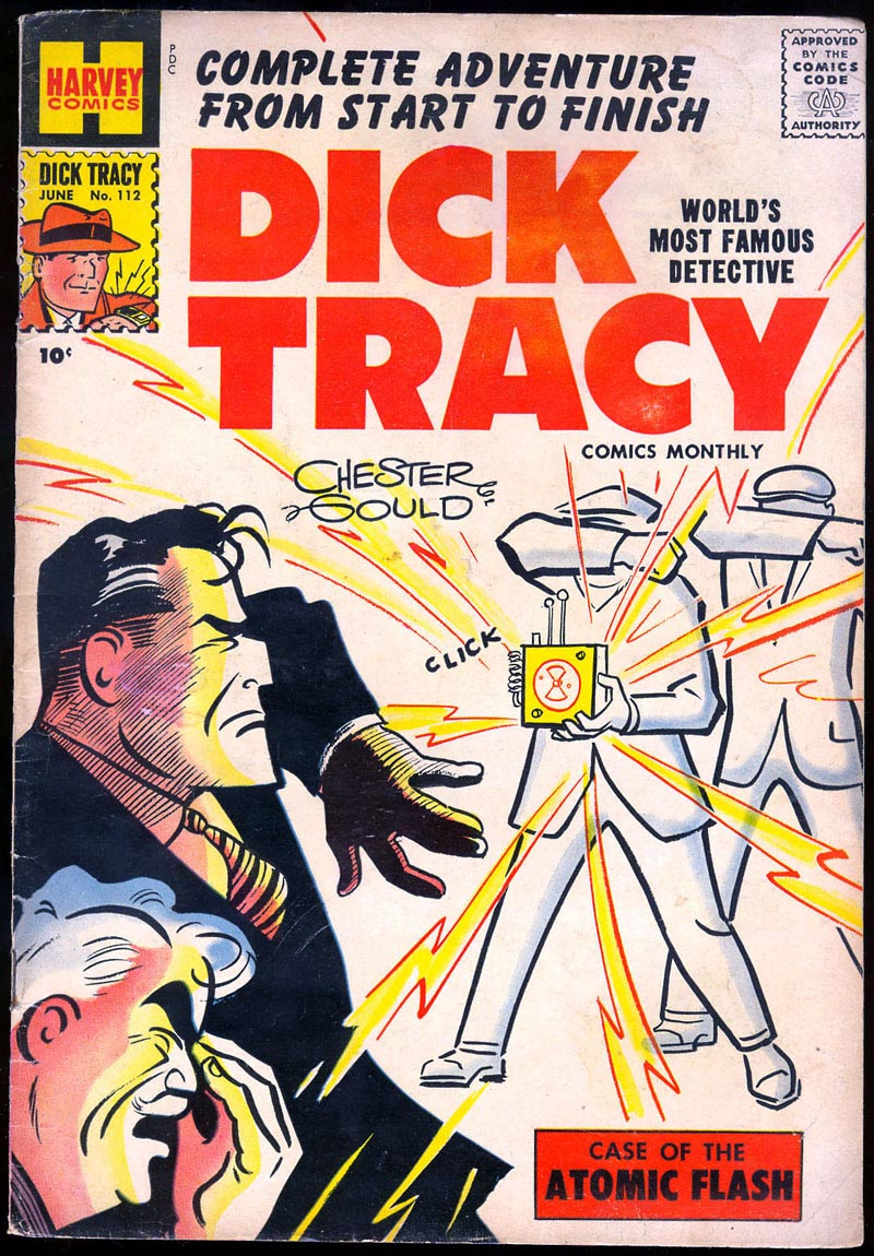 Dick Tracy (1950) 112 Page 1