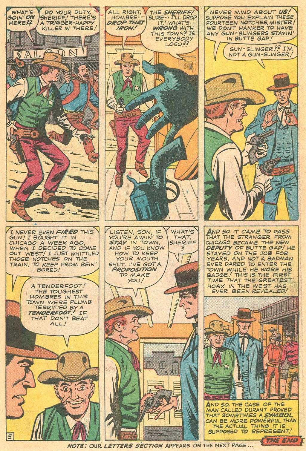 Read online Two-Gun Kid comic -  Issue #86 - 31