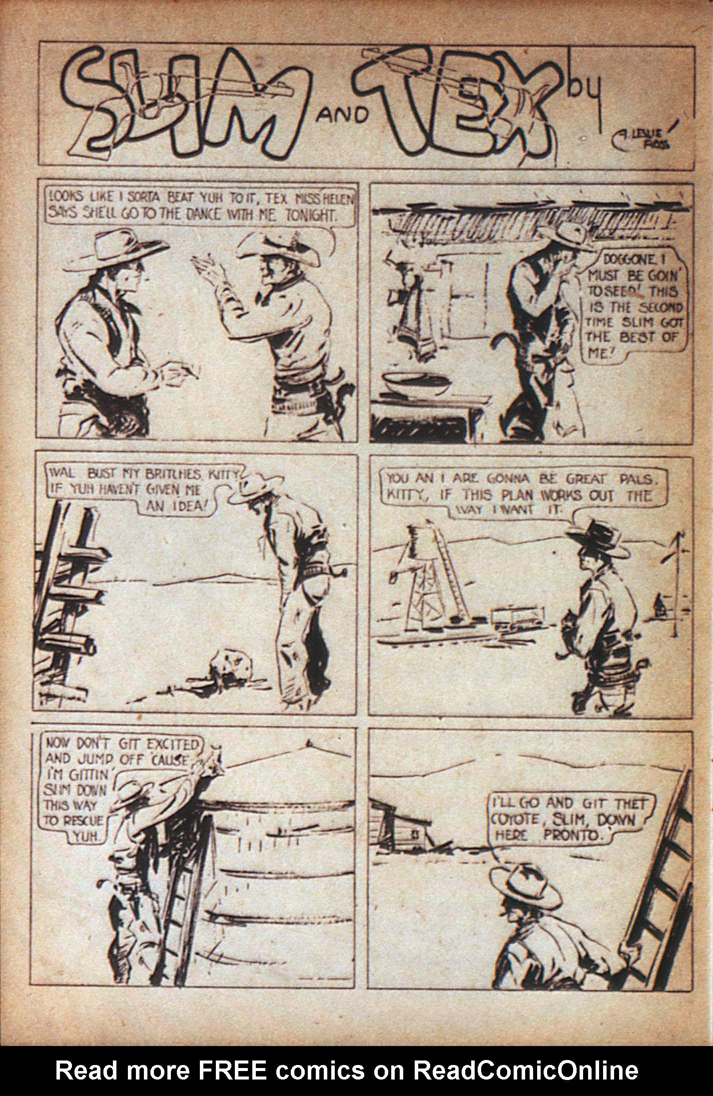 Read online Adventure Comics (1938) comic -  Issue #7 - 44