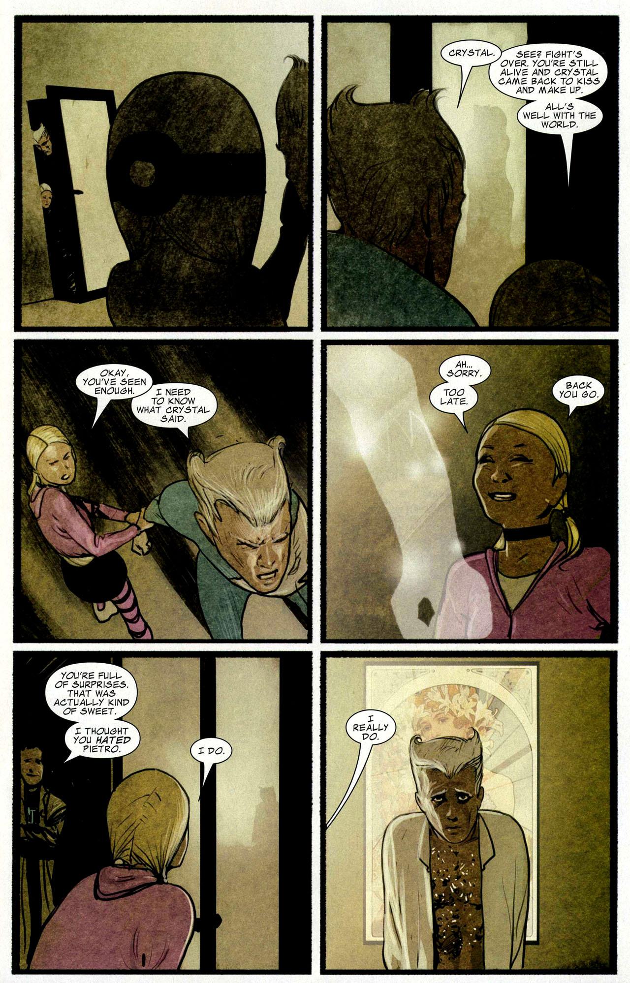 Read online Silent War comic -  Issue #3 - 20