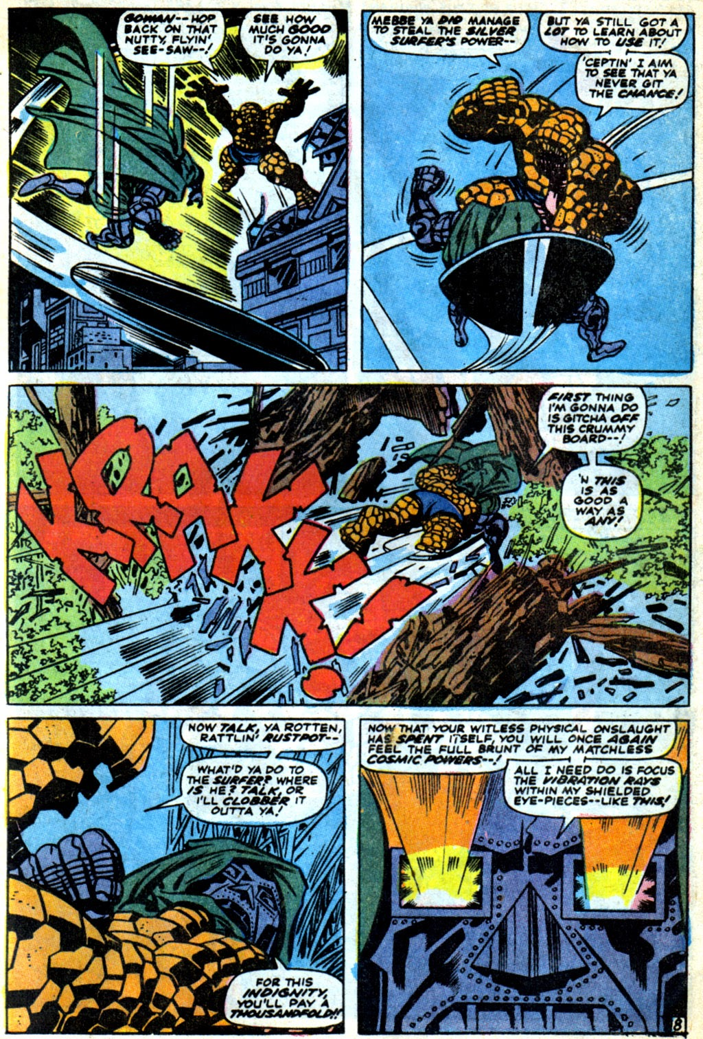 Marvel Triple Action (1972) issue 2 - Page 9