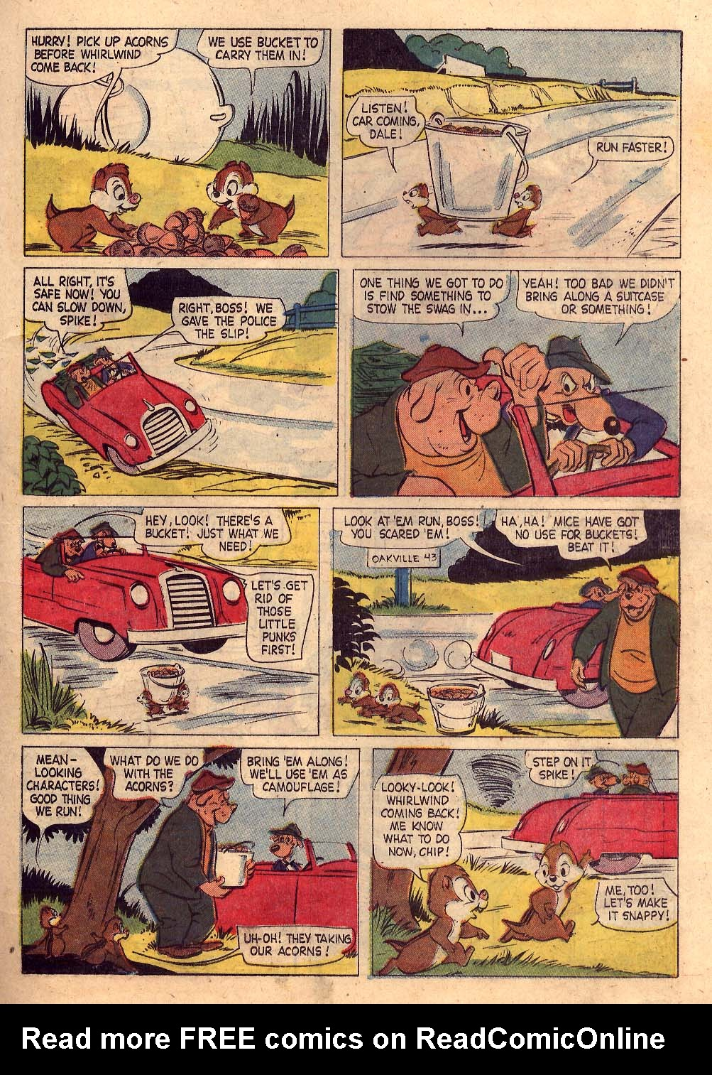 Walt Disney's Comics and Stories issue 224 - Page 23