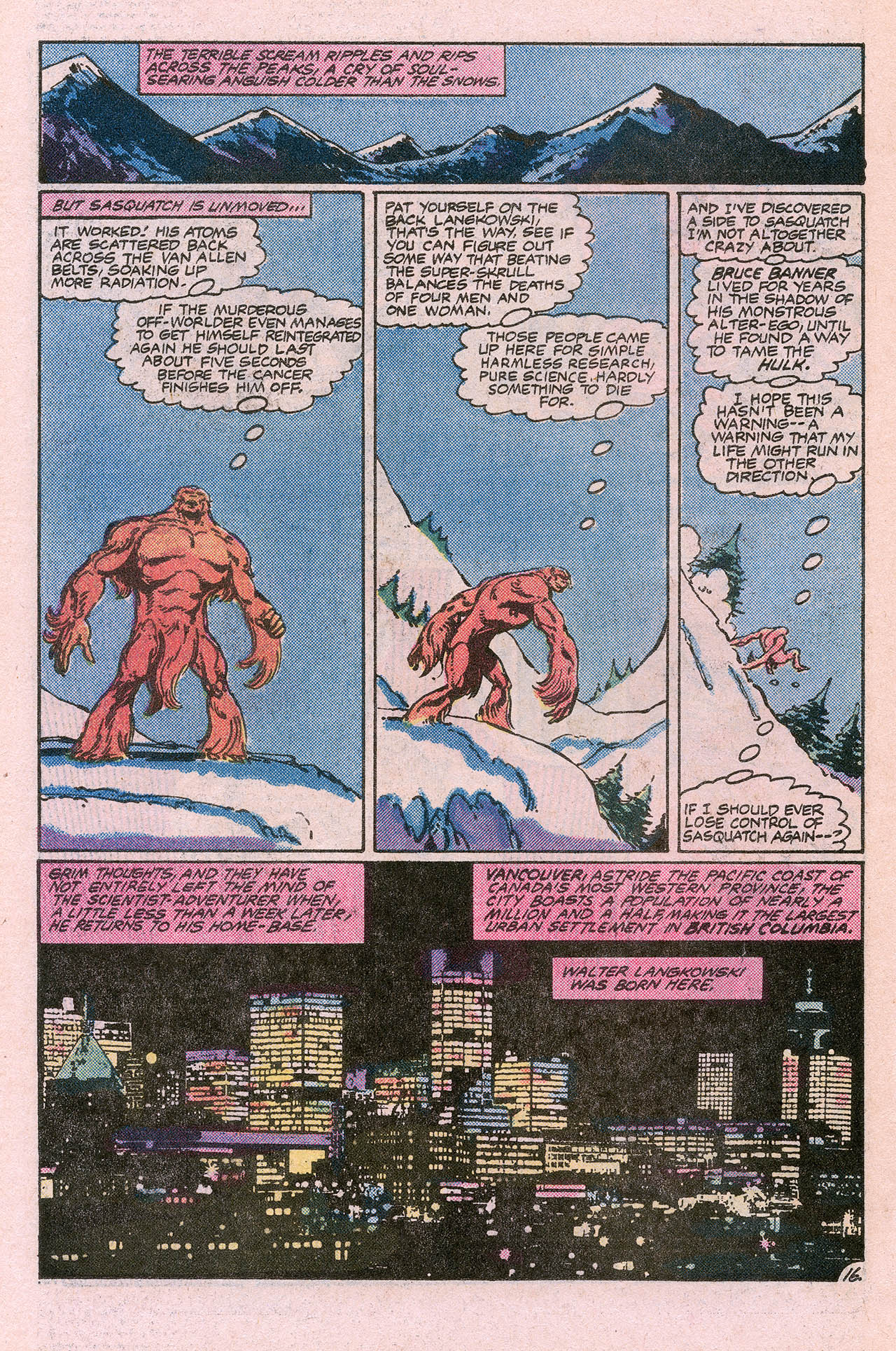 Read online Alpha Flight (1983) comic -  Issue #10 - 22