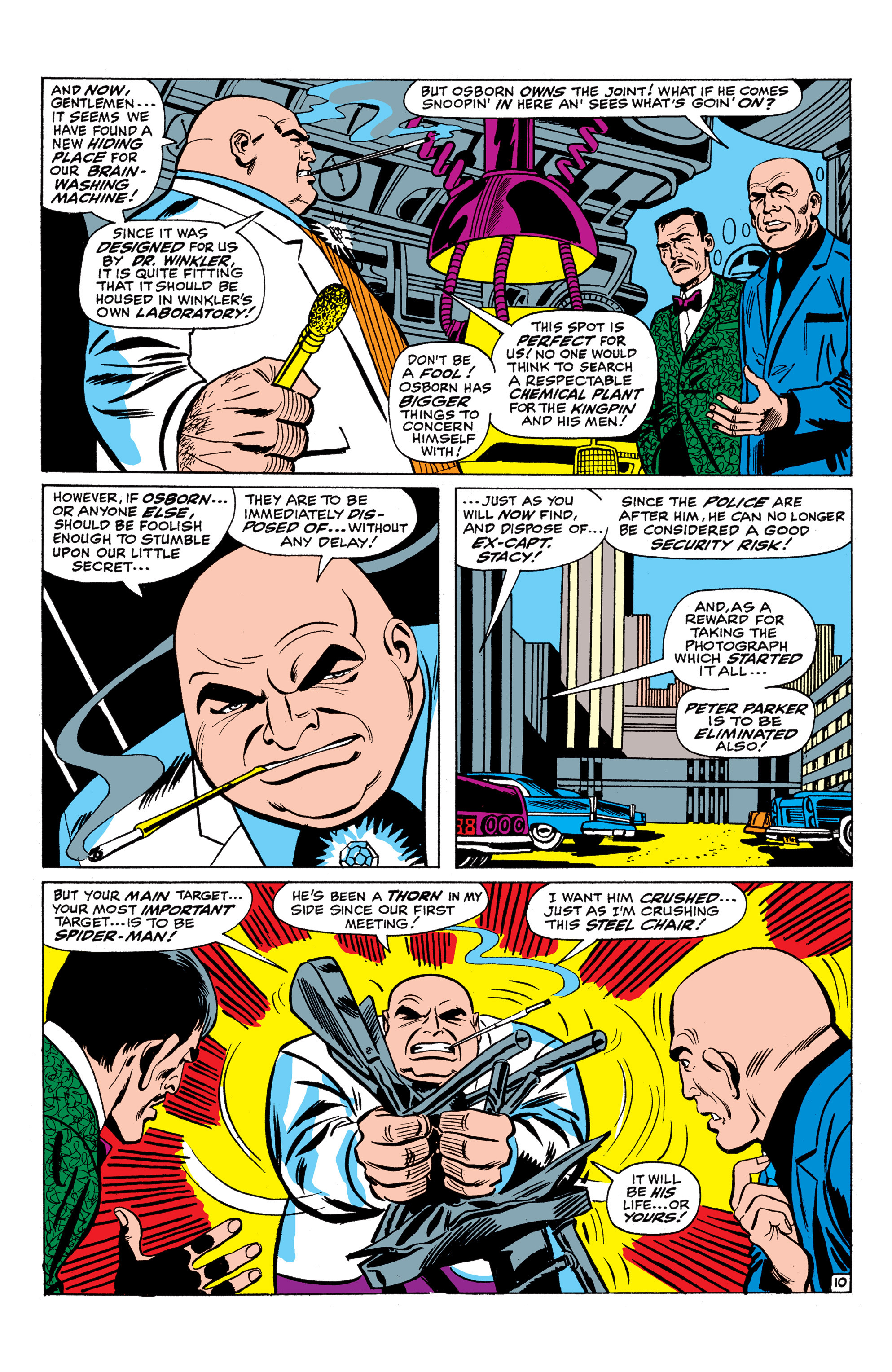 The Amazing Spider-Man (1963) 61 Page 10