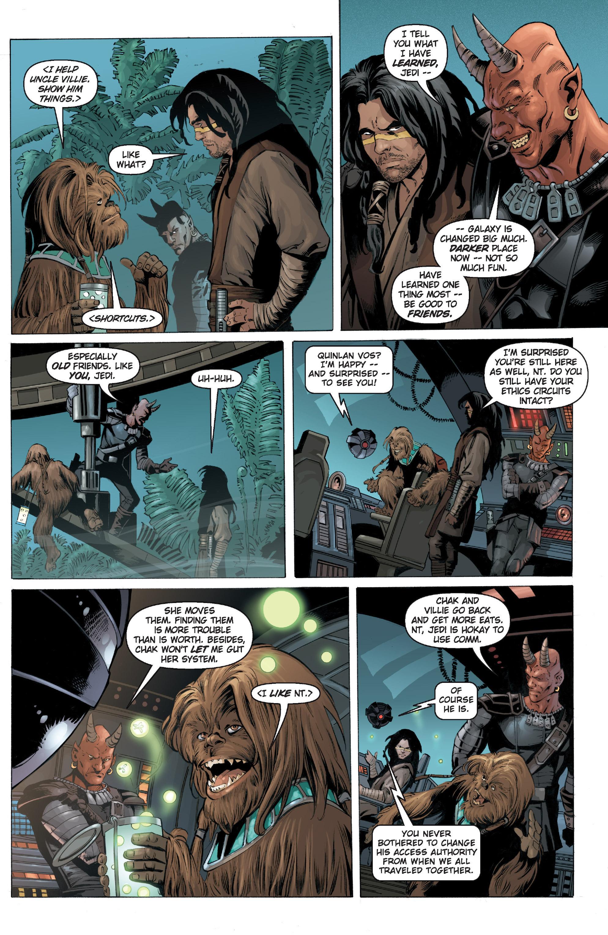 Read online Star Wars Omnibus comic -  Issue # Vol. 26 - 376