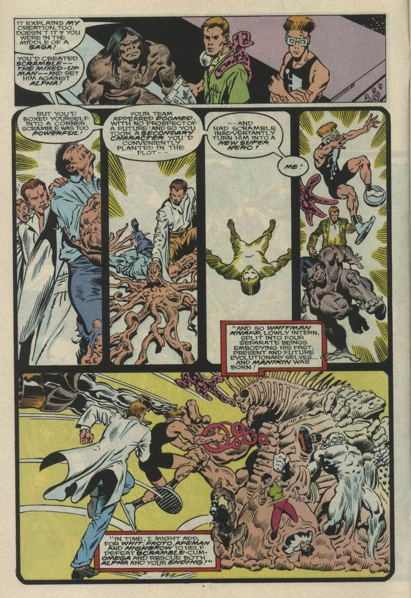 Read online Alpha Flight (1983) comic -  Issue #66 - 5