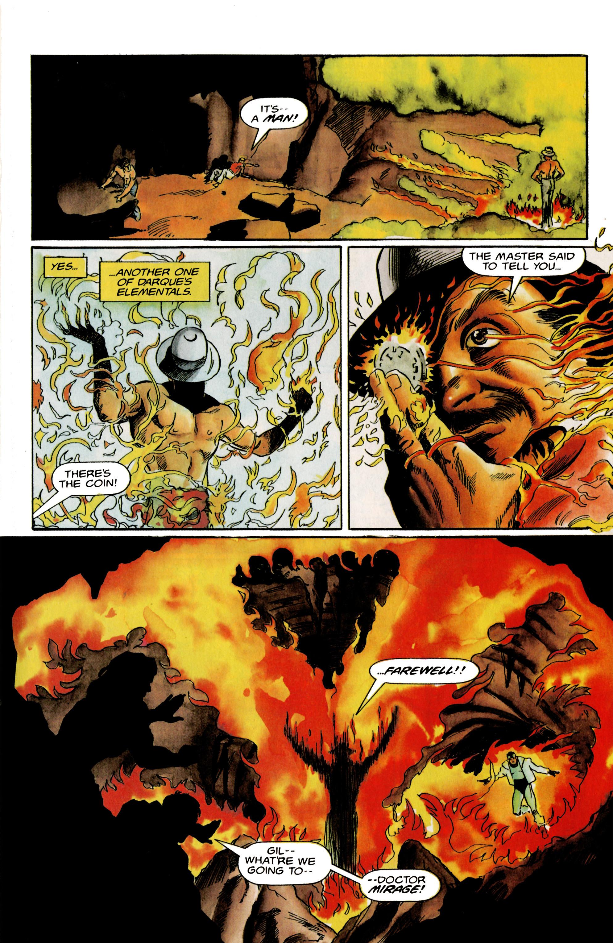 Read online Eternal Warrior (1992) comic -  Issue #19 - 18