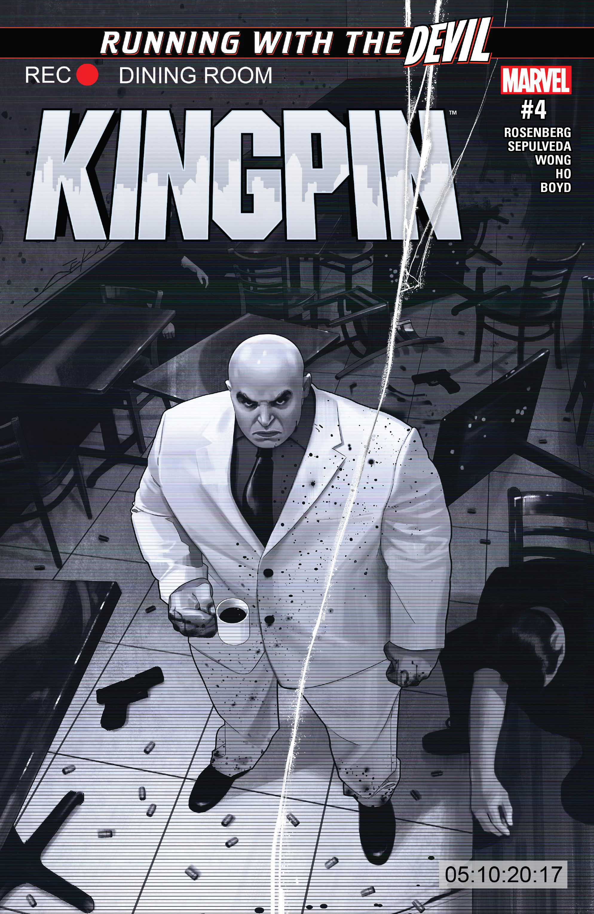 Read online Kingpin (2017) comic -  Issue #4 - 1