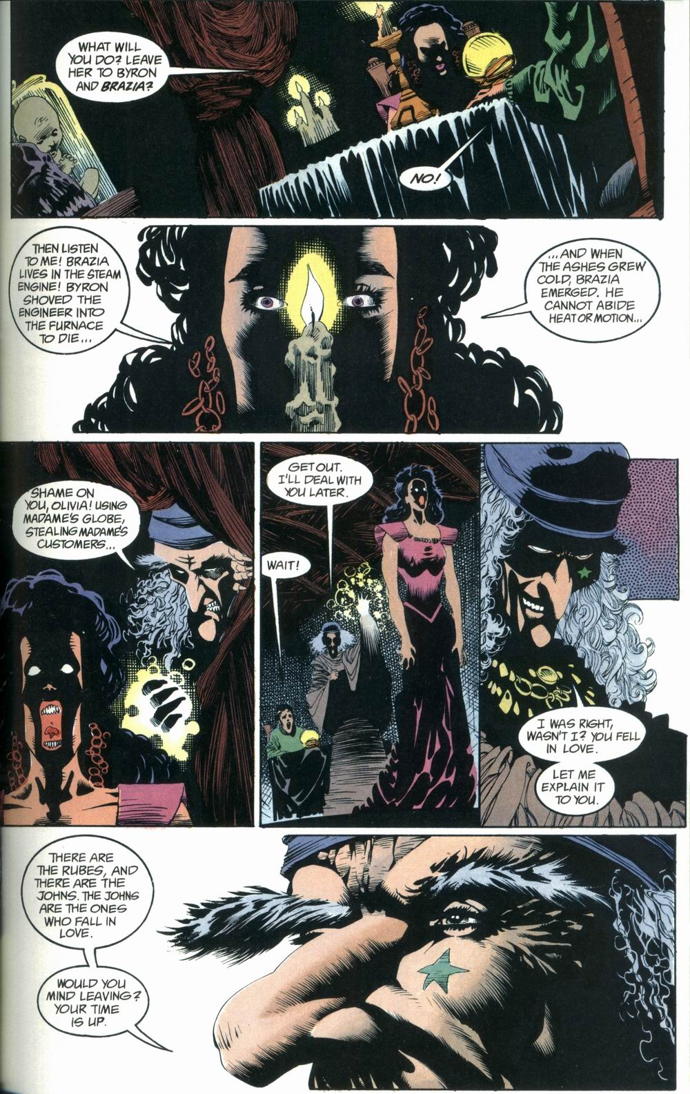 Read online Deadman: Love After Death comic -  Issue #2 - 17