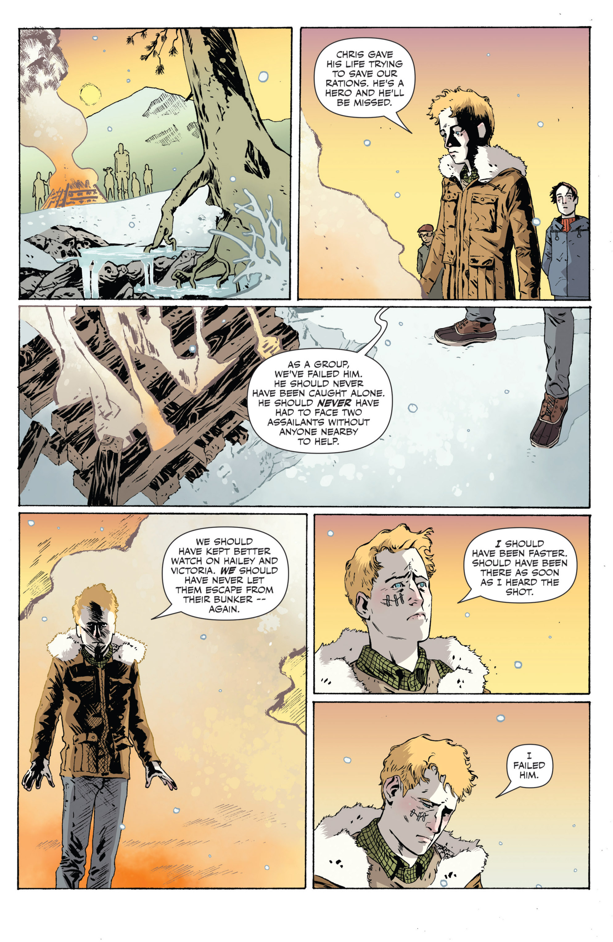 Read online Sheltered comic -  Issue #5 - 5