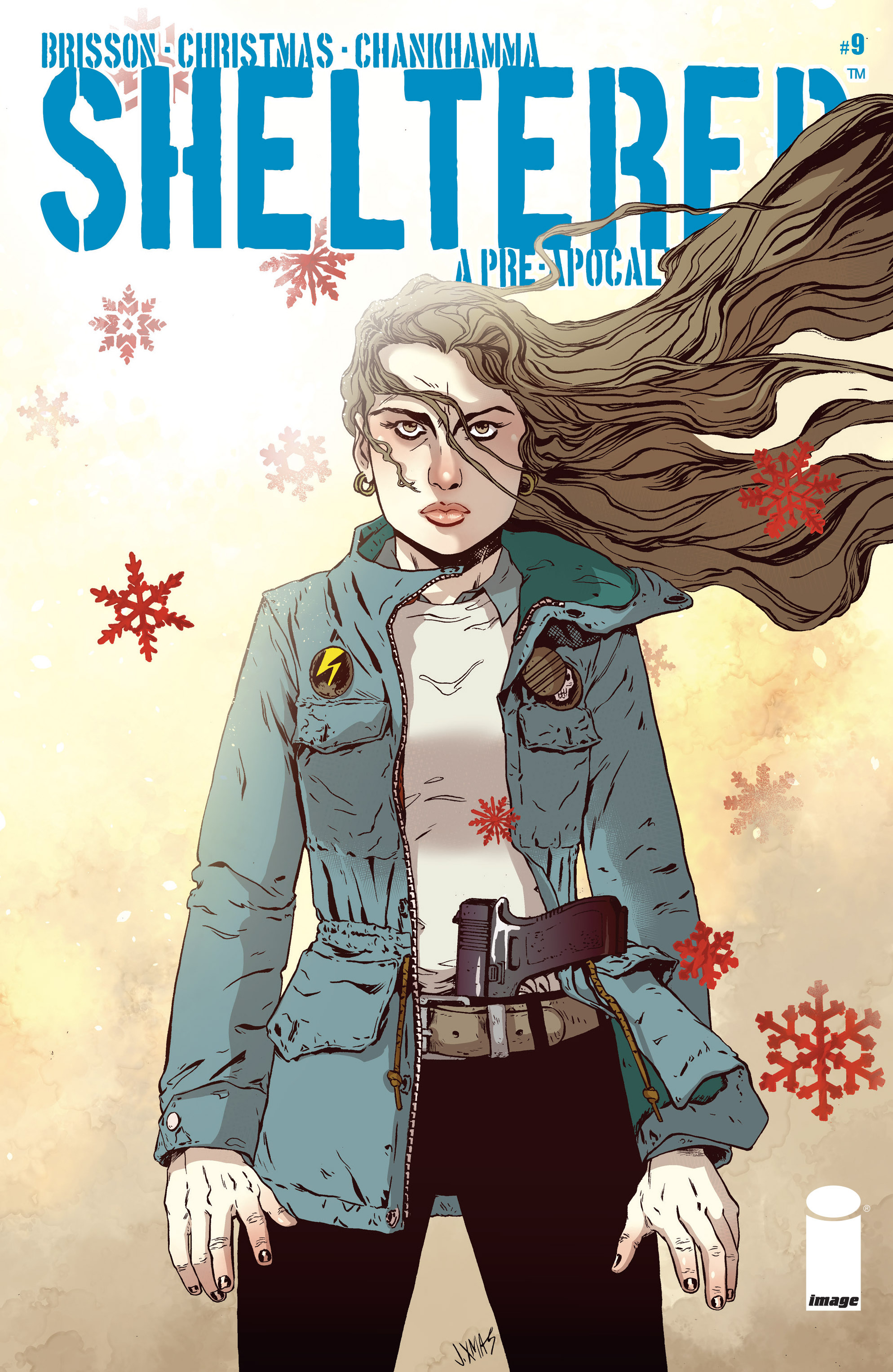 Read online Sheltered comic -  Issue #9 - 1