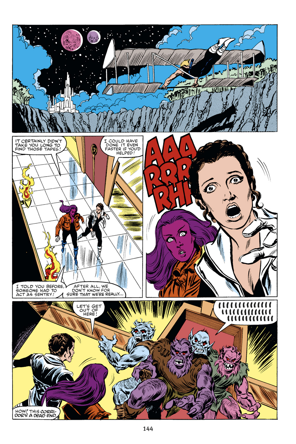 Read online Star Wars Omnibus comic -  Issue # Vol. 18 - 134