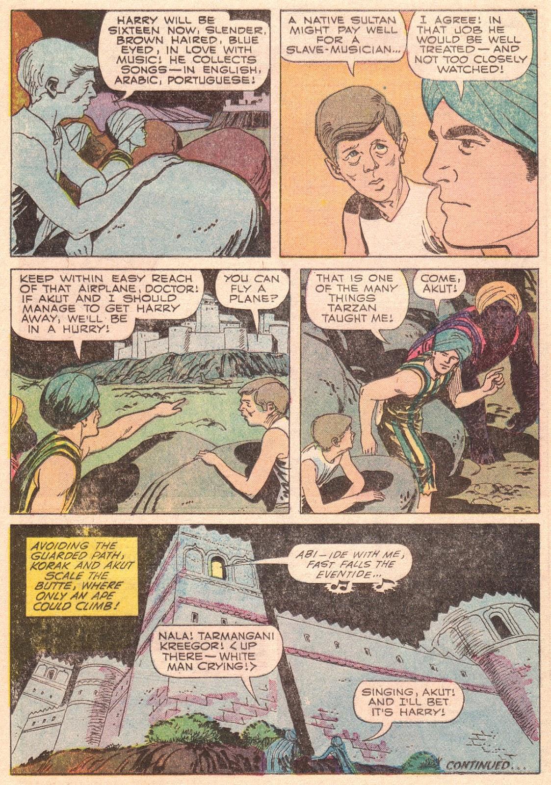 Korak, Son of Tarzan (1964) issue 35 - Page 16