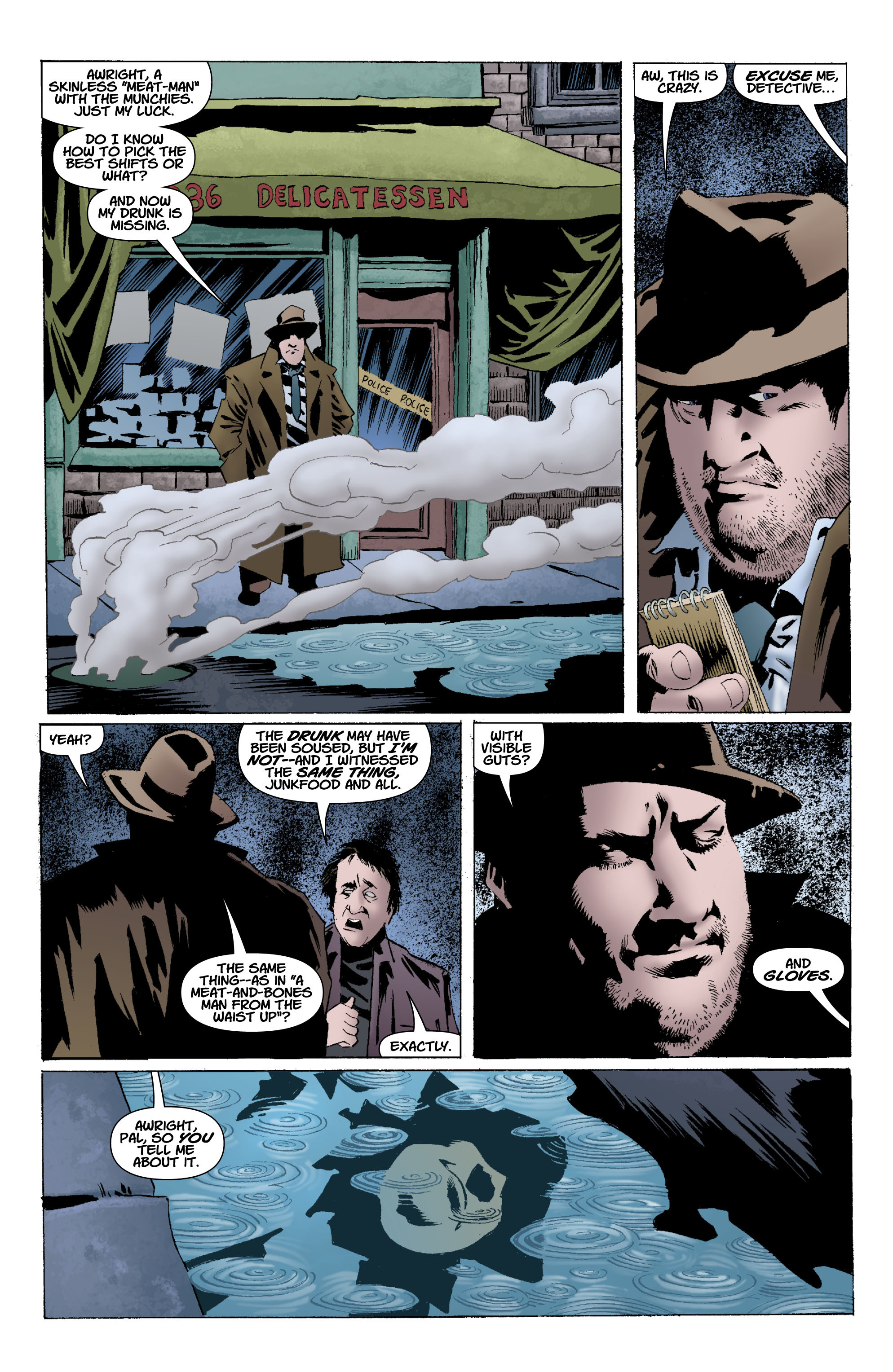 Read online Batman: Unseen comic -  Issue #1 - 17