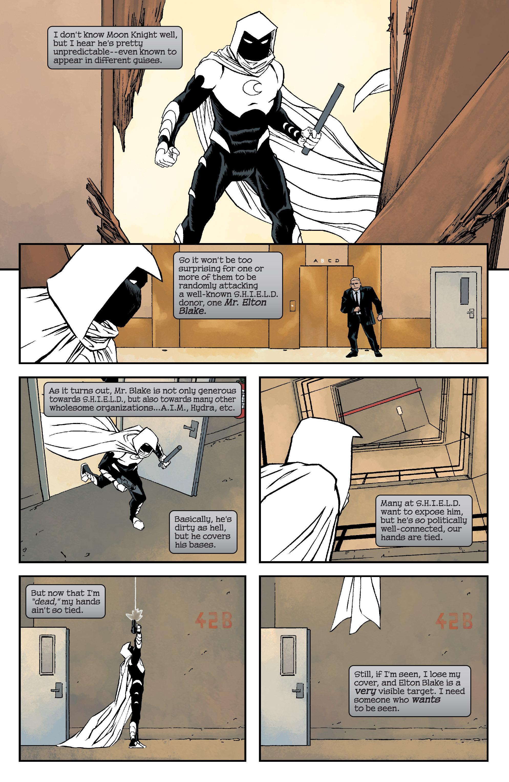 Read online Civil War II: Choosing Sides comic -  Issue #2 - 22
