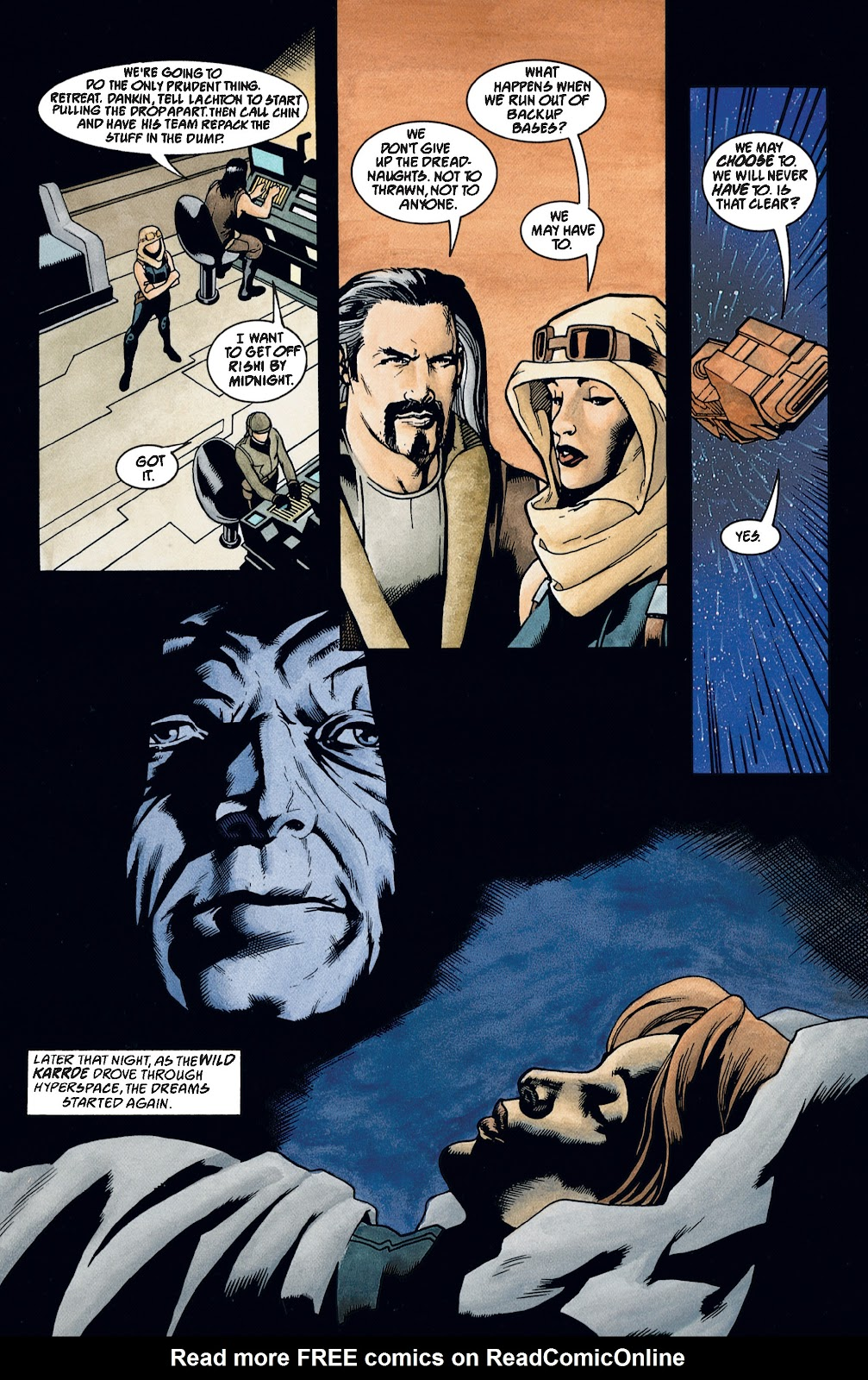 Read online Star Wars Legends: The New Republic - Epic Collection comic -  Issue # TPB 4 (Part 2) - 72
