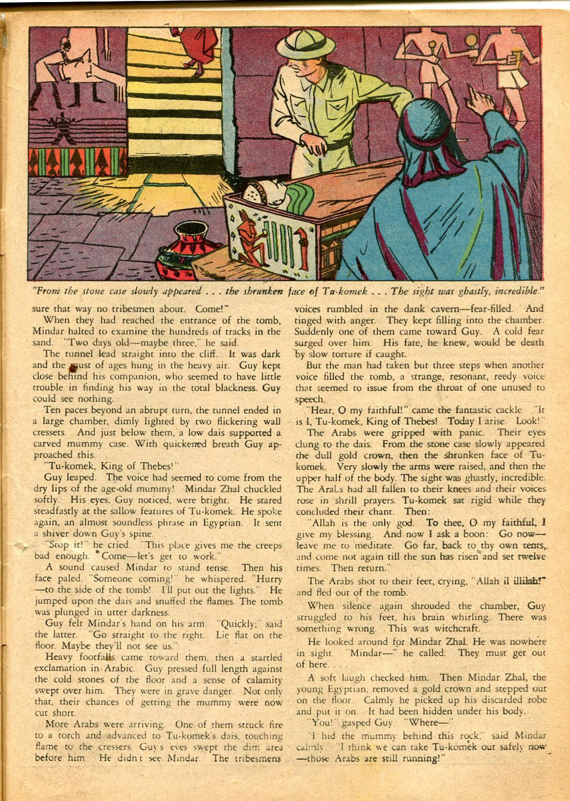 Read online Famous Funnies comic -  Issue #42 - 56