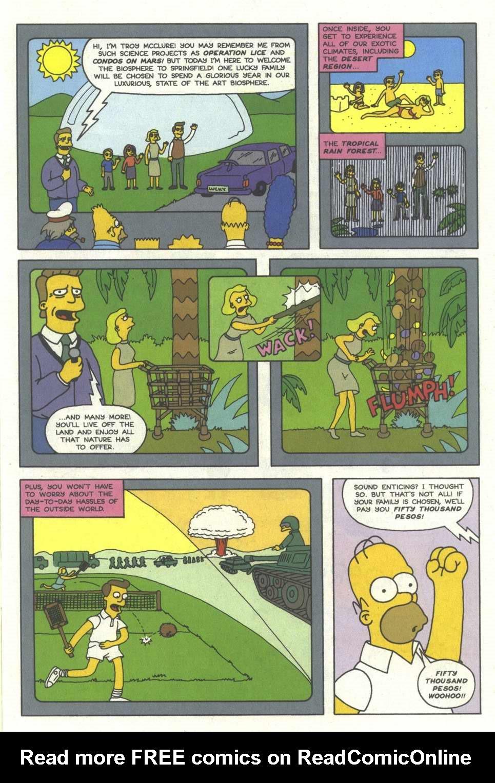 Read online Simpsons Comics comic -  Issue #12 - 6