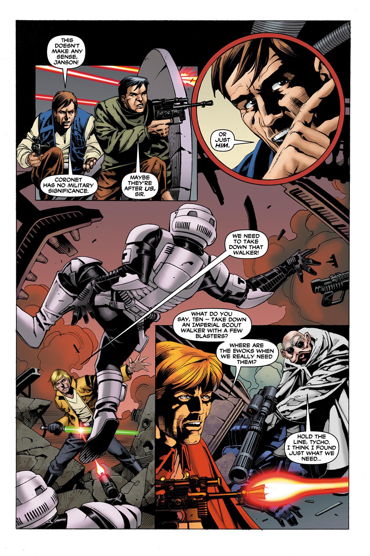 Read online Star Wars Omnibus comic -  Issue # Vol. 1 - 31