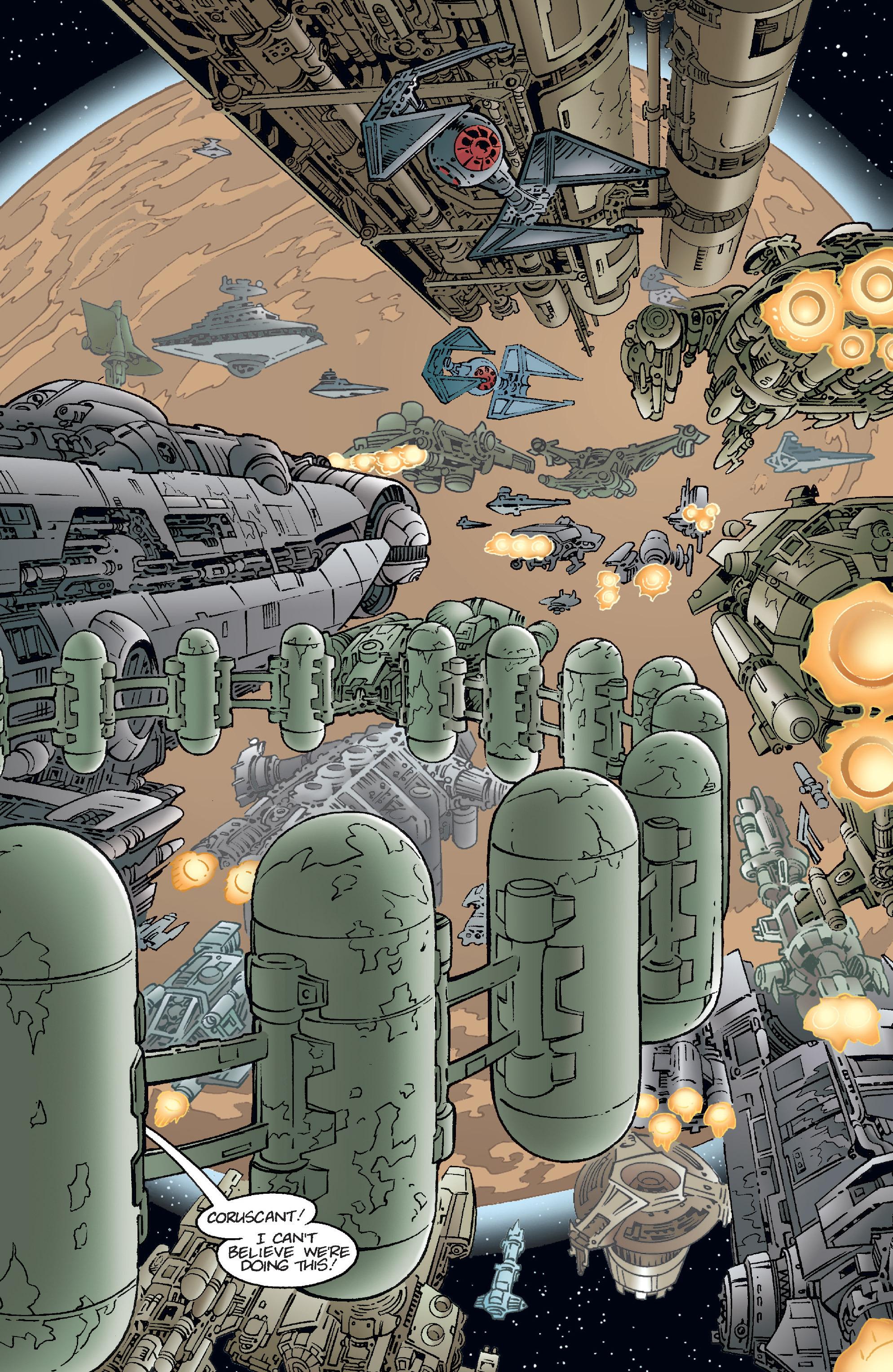 Read online Star Wars Omnibus comic -  Issue # Vol. 11 - 127