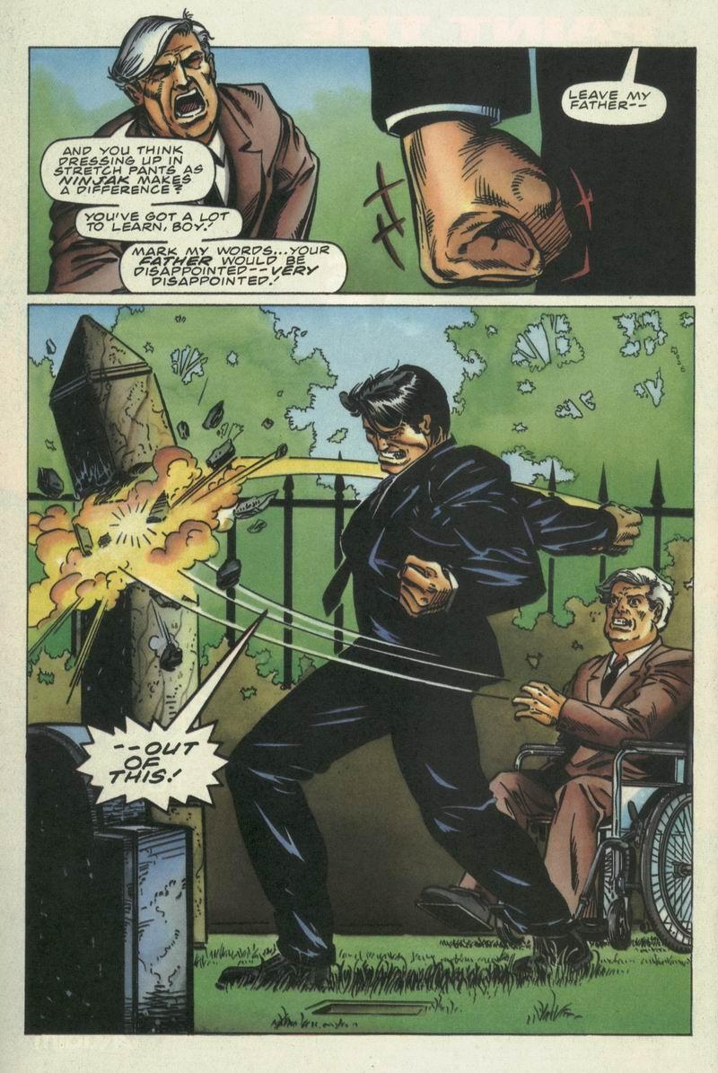 Read online Secret Weapons comic -  Issue #16 - 6