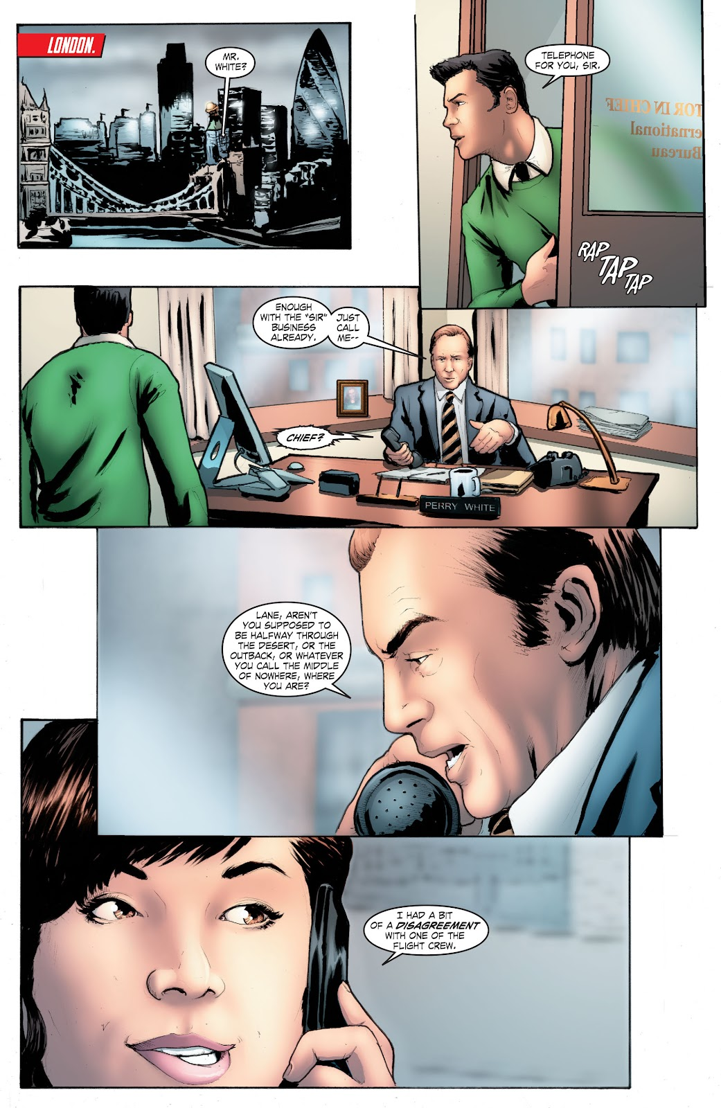 Read online Smallville Season 11 [II] comic -  Issue # TPB 4 - 106