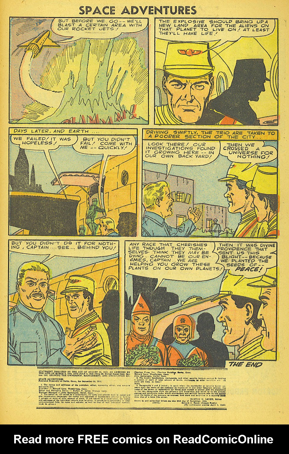 Space Adventures (1952) issue 21 - Page 33