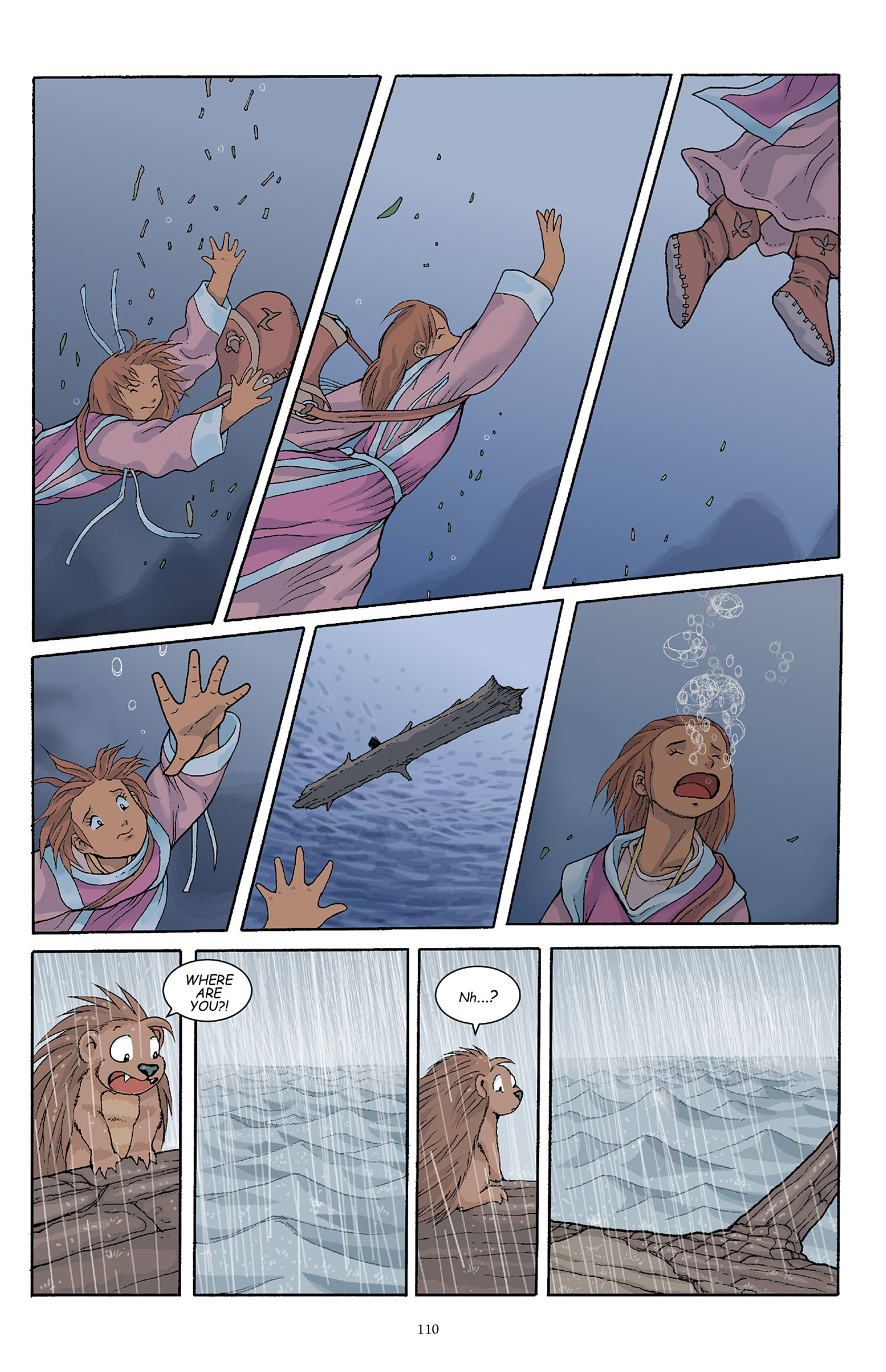Read online Courageous Princess comic -  Issue # TPB 1 - 109