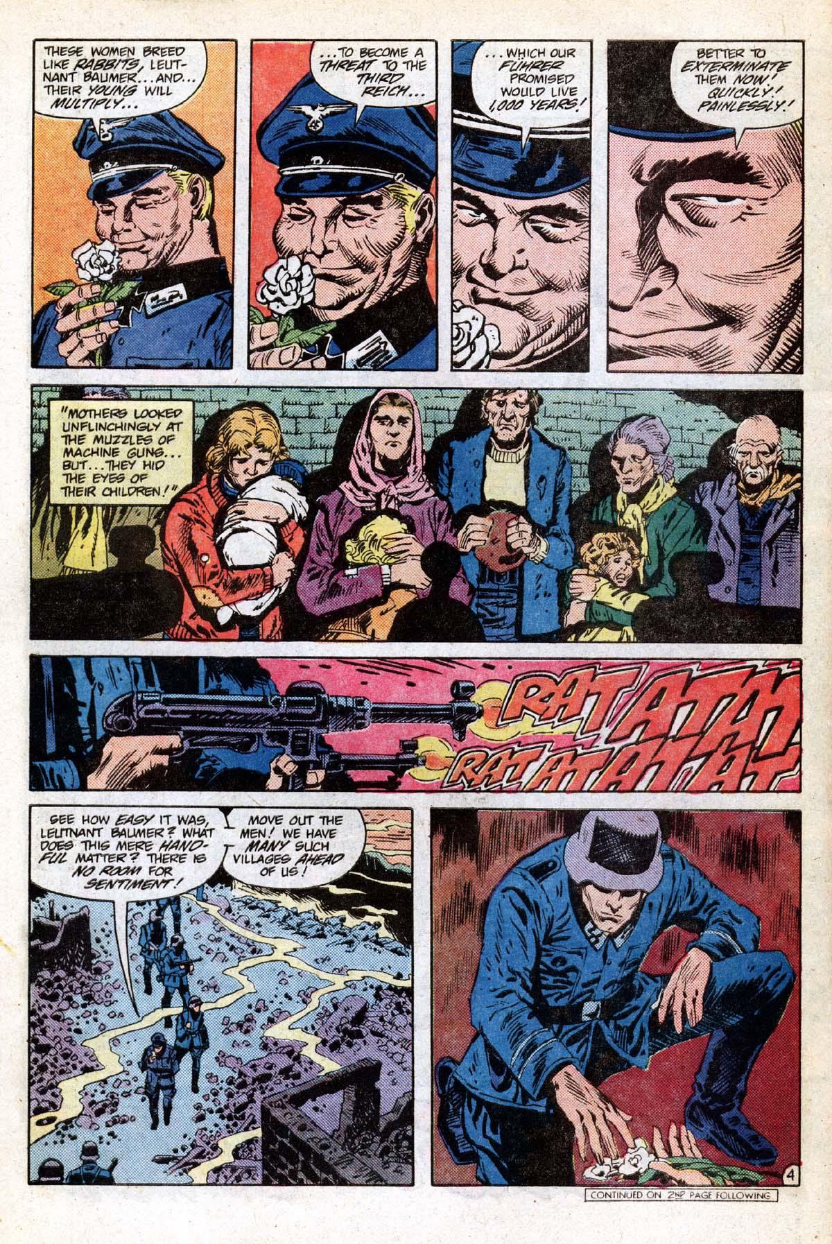 Read online Sgt. Rock comic -  Issue #391 - 5