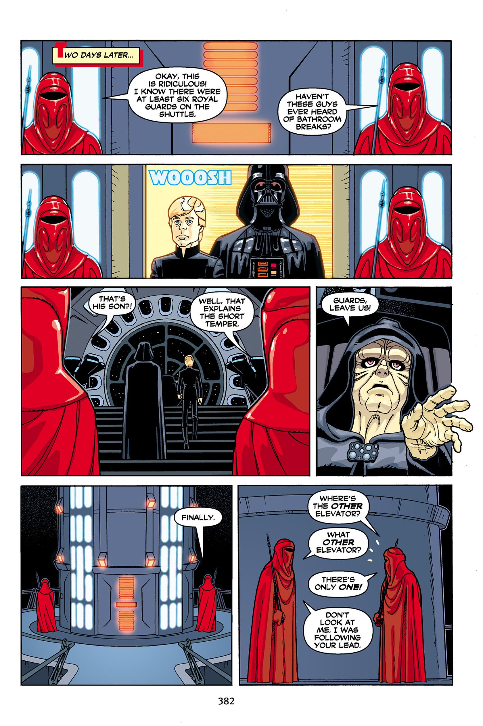 Read online Star Wars Omnibus comic -  Issue # Vol. 30 - 374