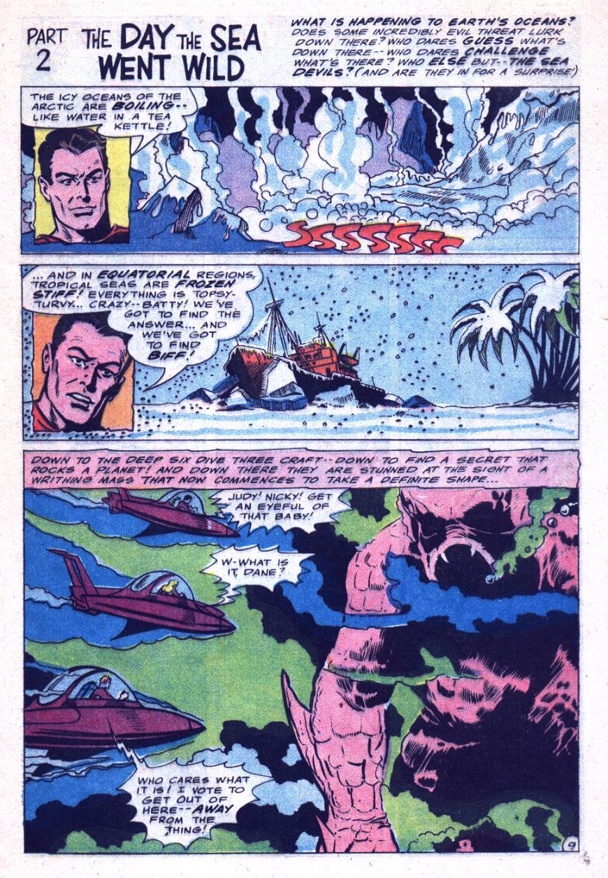 Read online Sea Devils comic -  Issue #31 - 14