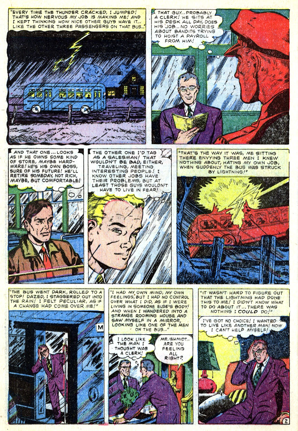 Mystic (1951) issue 60 - Page 24