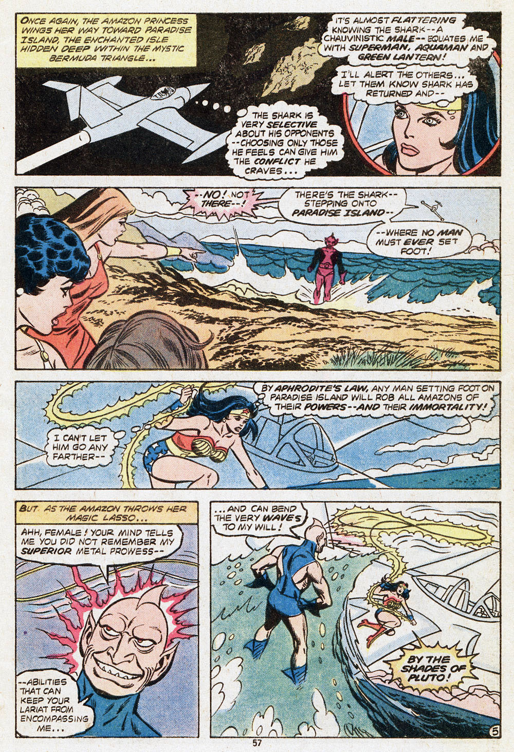 Read online Adventure Comics (1938) comic -  Issue #459 - 57