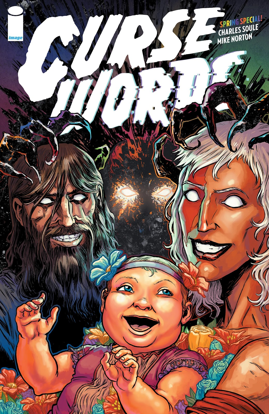 Read online Curse Words Spring Has Sprung Special comic -  Issue # Full - 1