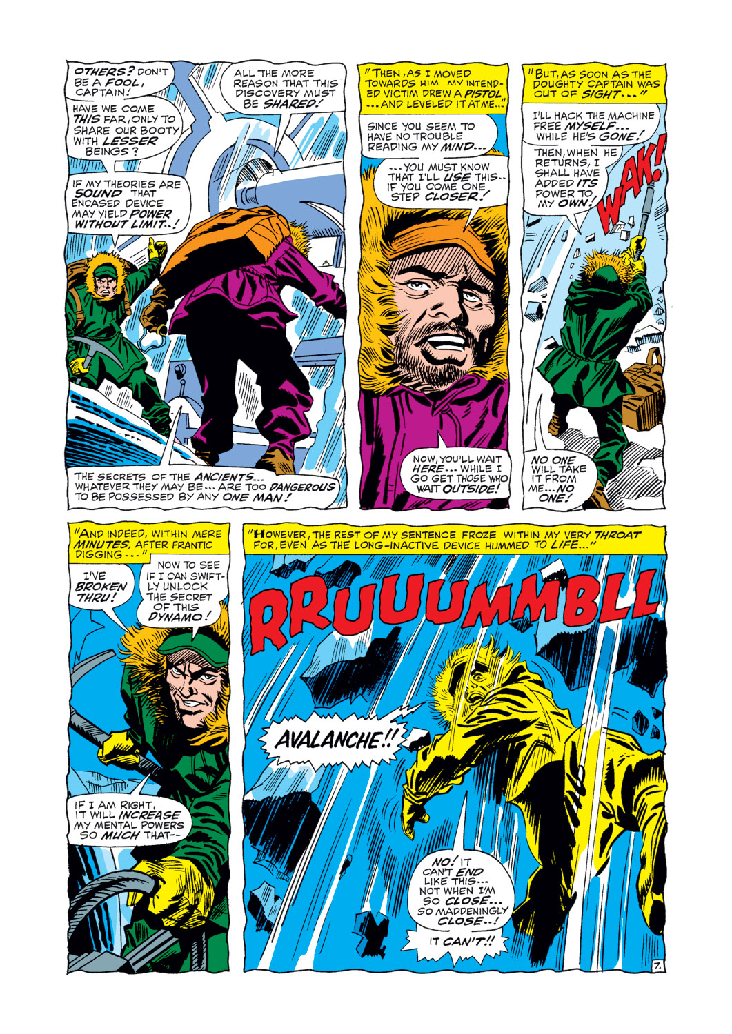 Iron Man and Sub-Mariner issue Full - Page 19