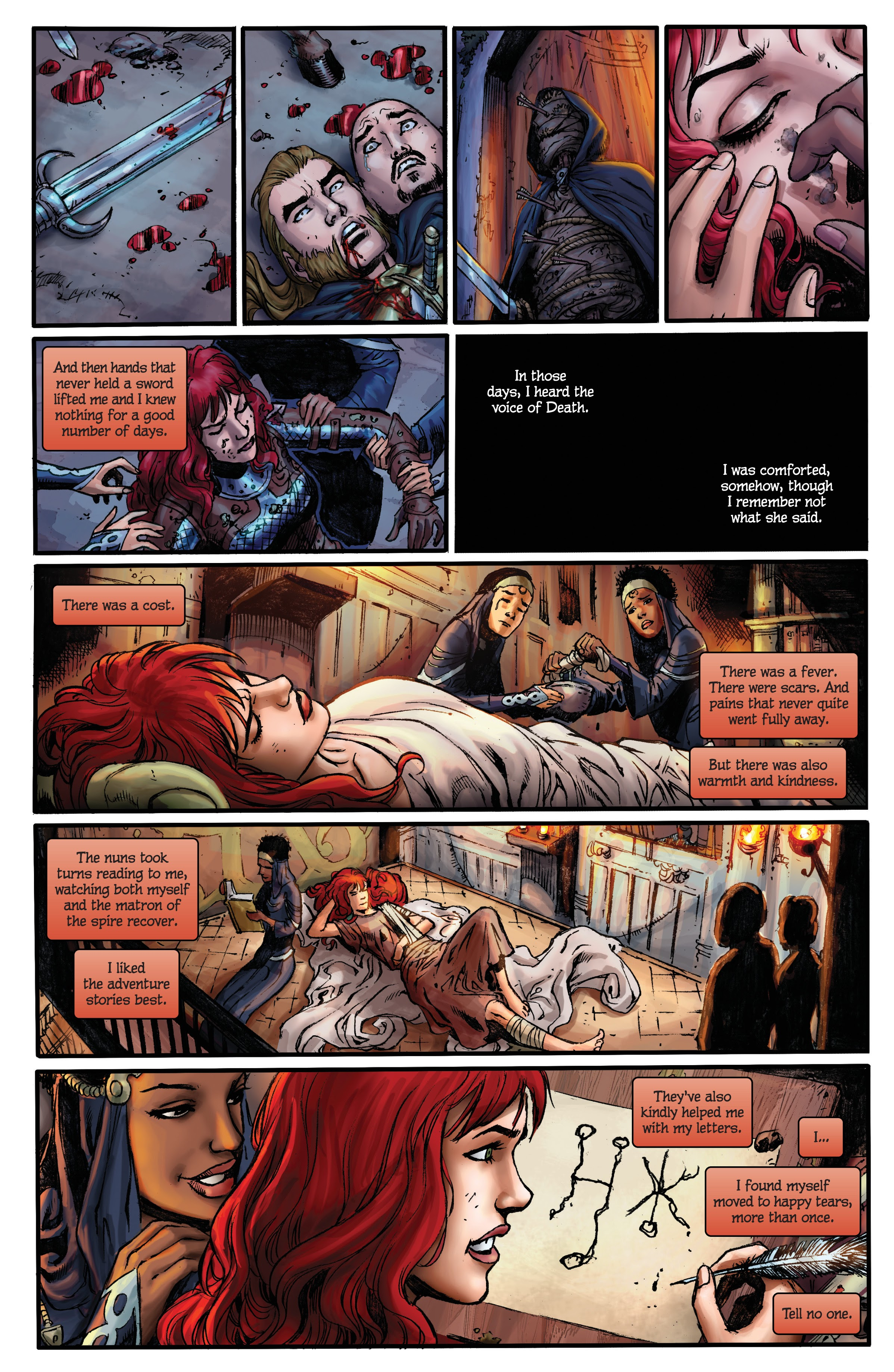 Red Sonja (2013) #_TPB_Complete_Gail_Simone_Red_Sonja_Omnibus_(Part_5) #26 - English 49